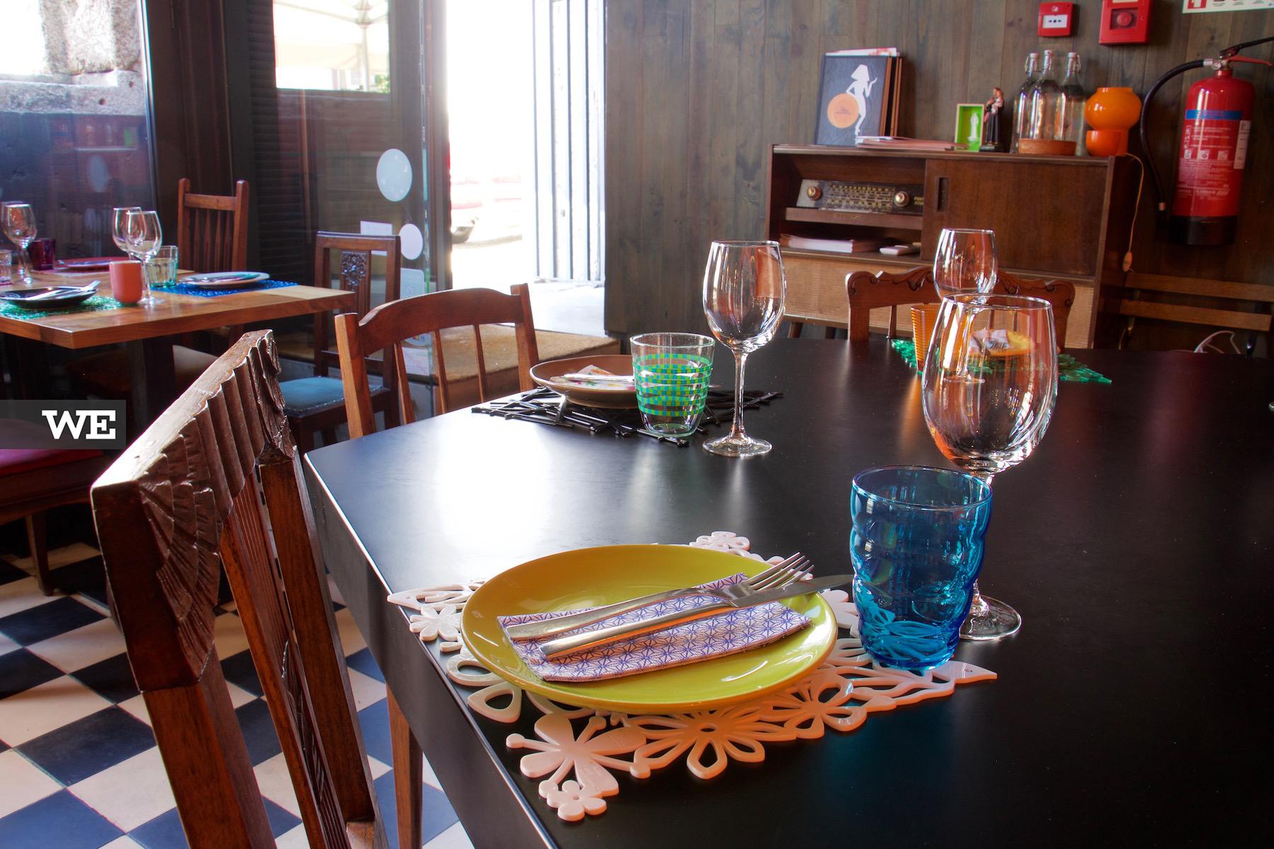 mesa casa de pasto