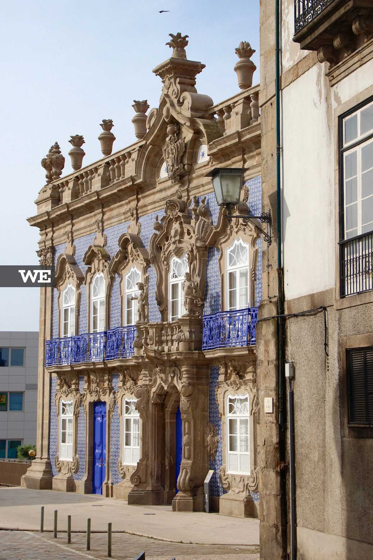 Palacio do Raio Braga