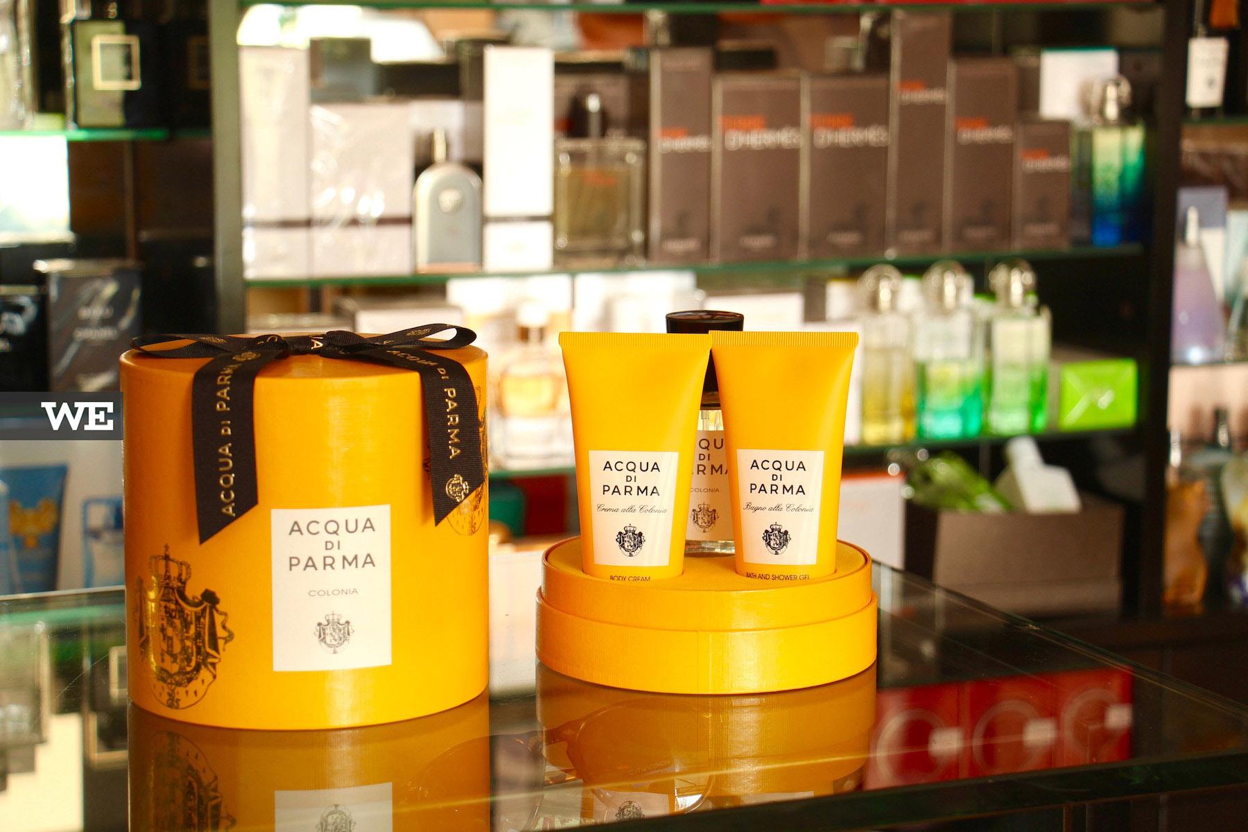 Acqua di Parma na Visage Perfumaria