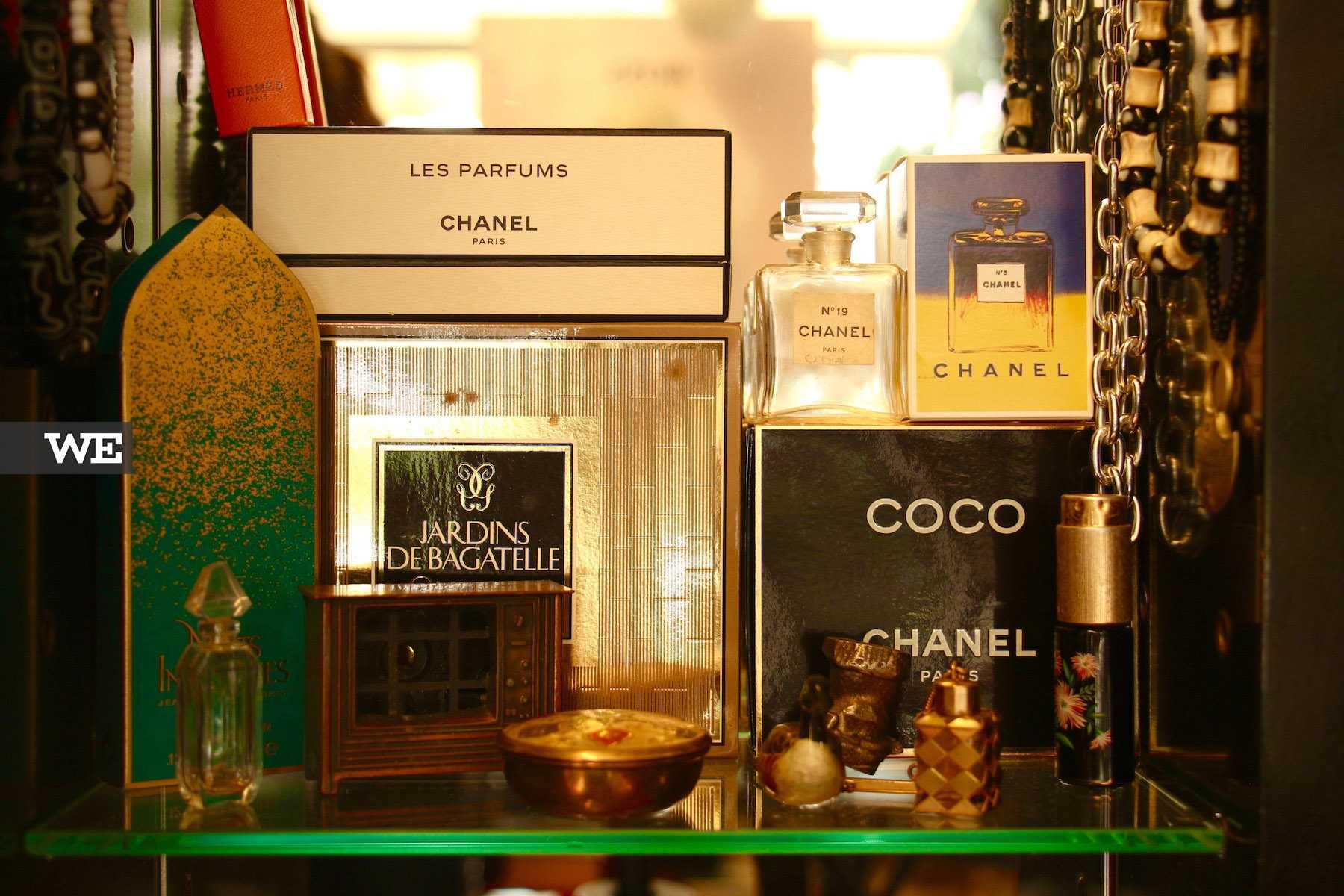 Miniaturas e réplicas de perfumes na Visage Perfumaria