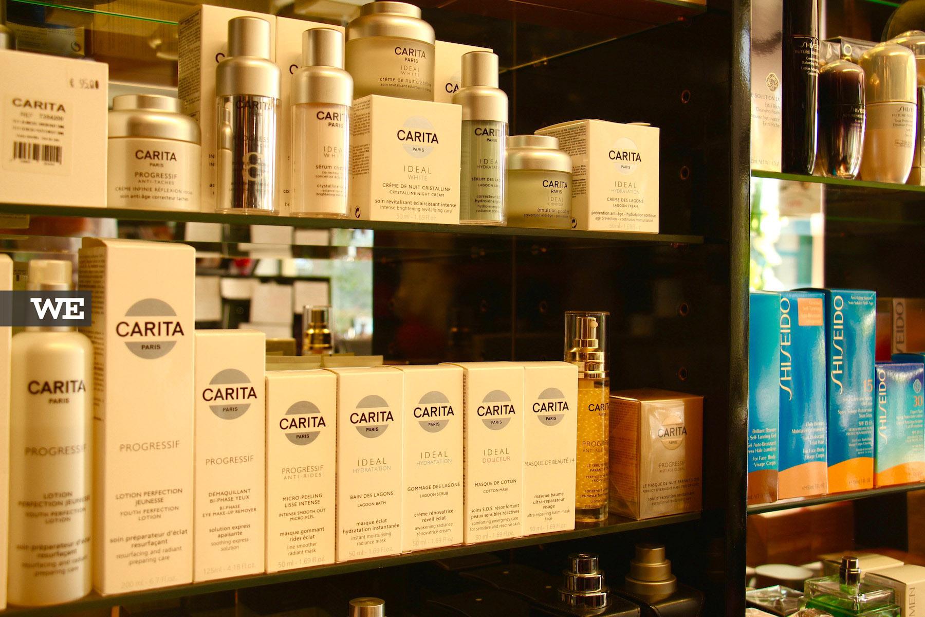 Carita na Visage Perfumaria
