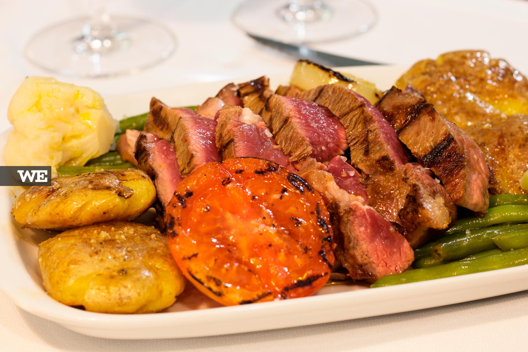 Restaurante Trotas - Carne Cachena - We Braga