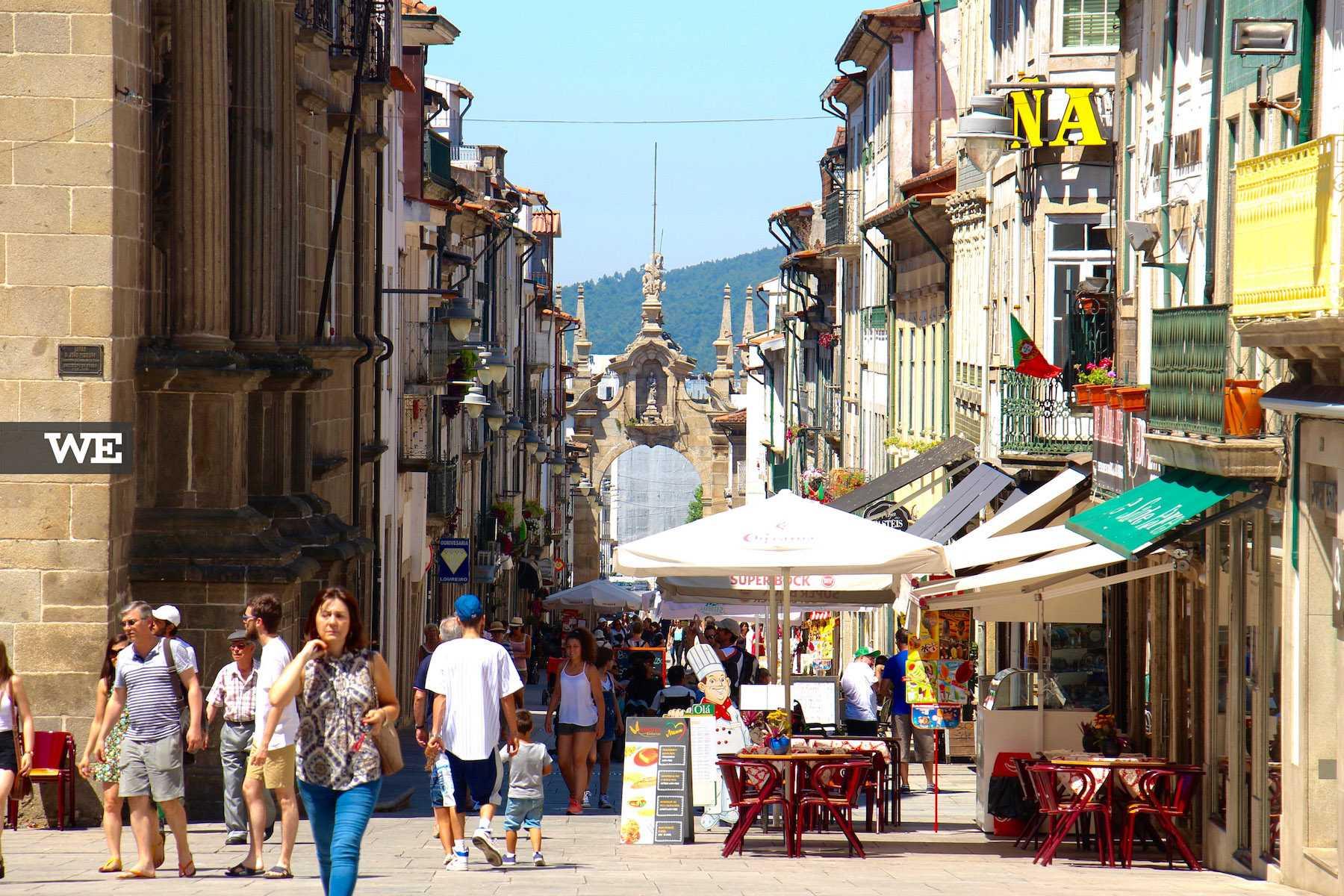 Mandar abaixo de Braga. Expressões típicas de Braga