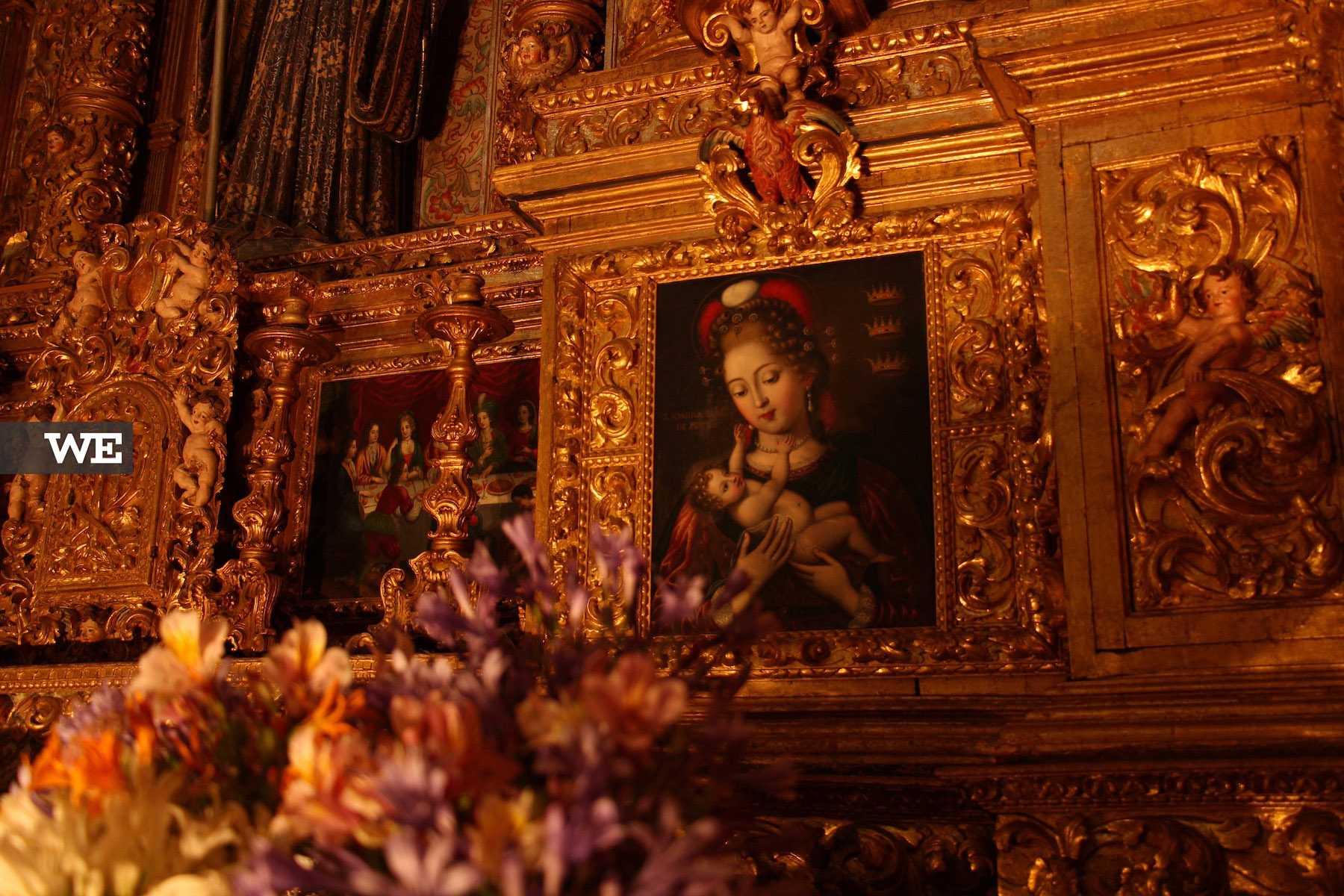 Arte Barroca no Mosteiro de Tibães