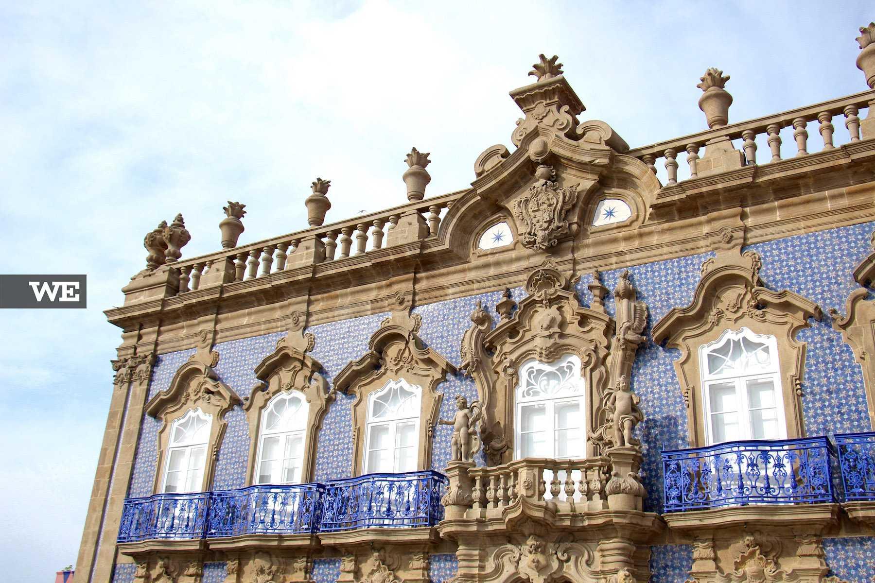 Palácio do Raio de estilo Barroco