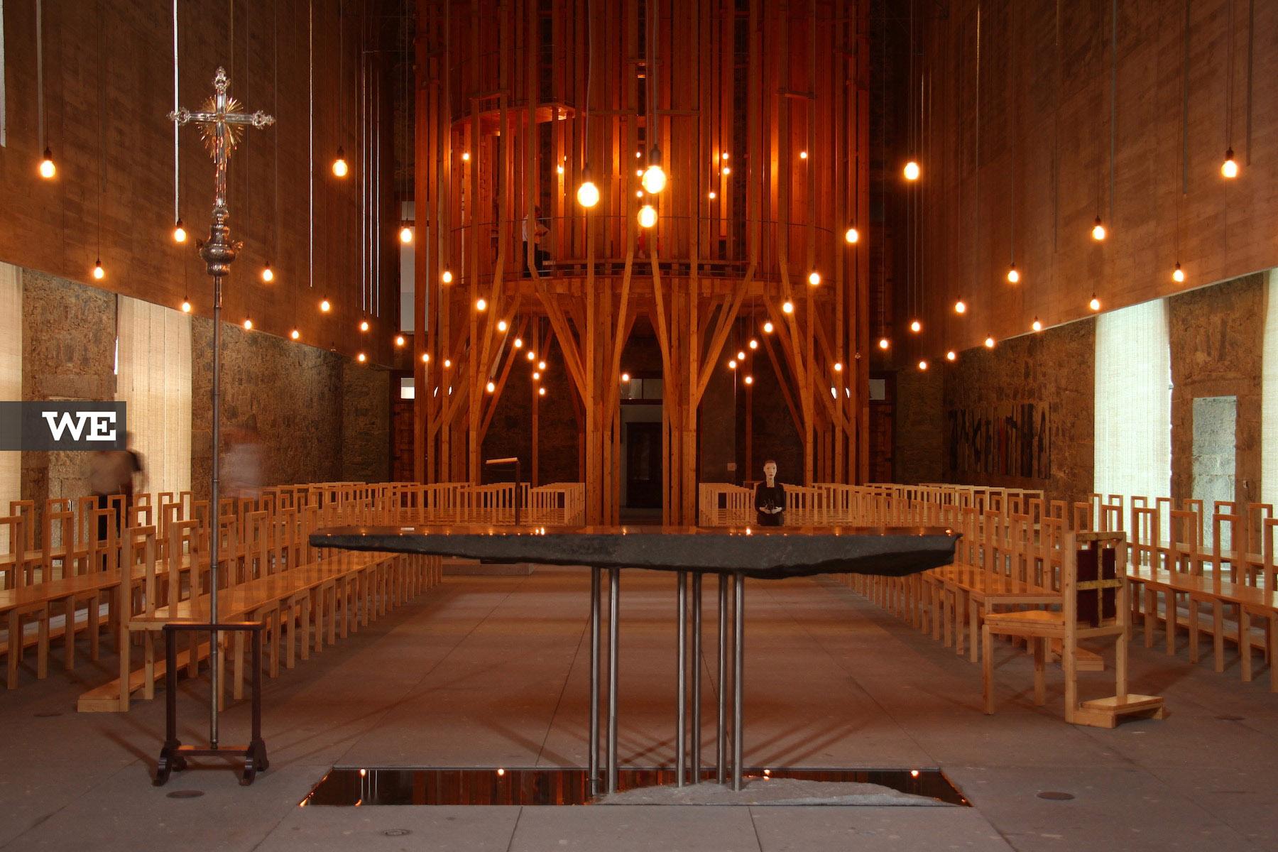 Capela da Imaculada Conceição - Um dos palcos do Semibreve