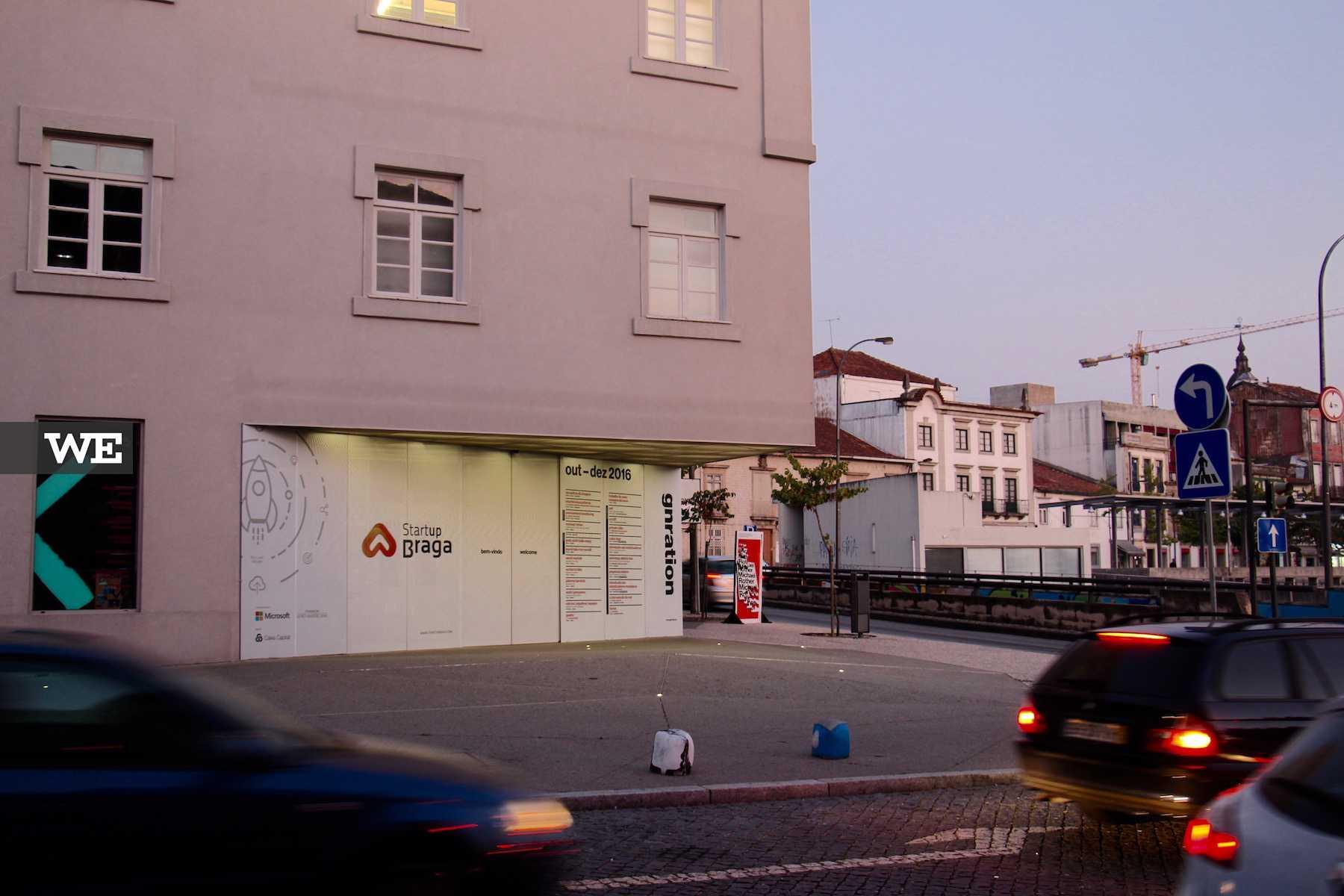 GNRation, Braga