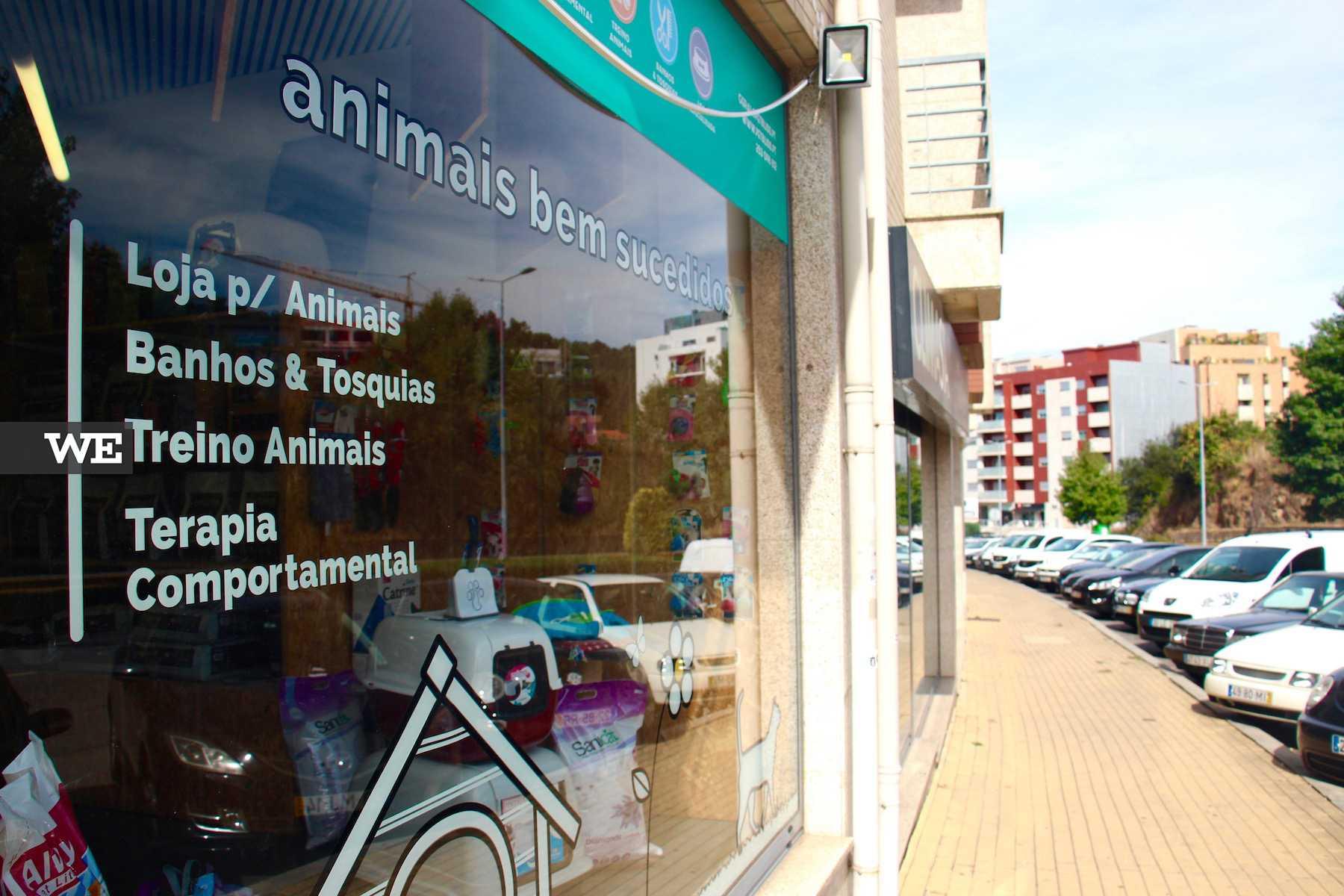 Petbliss, loja para cães e gatos em Braga
