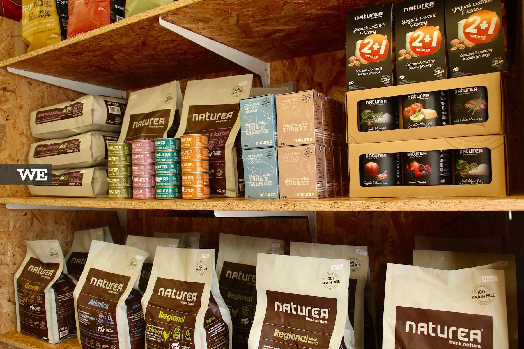 Naturea, uma marca portuguesa na Petbliss