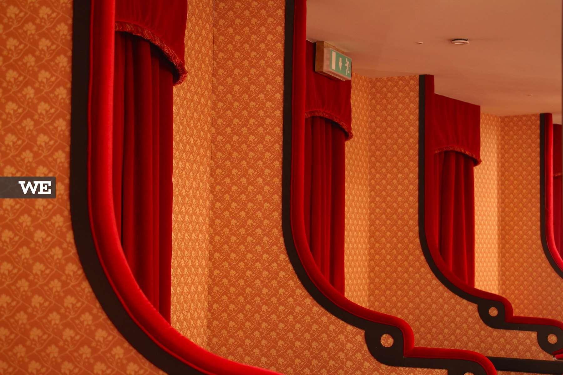 Interior do theatro circo