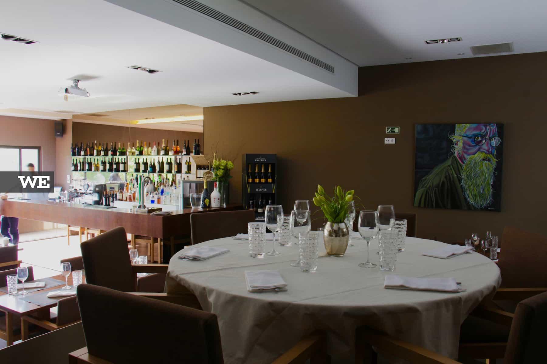 Sushi em Braga no Restaurante Alma d'Eça