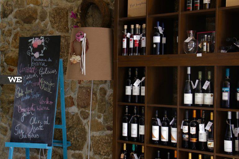 Mercearia da Joana, produtos portugueses no centro histórico de Braga