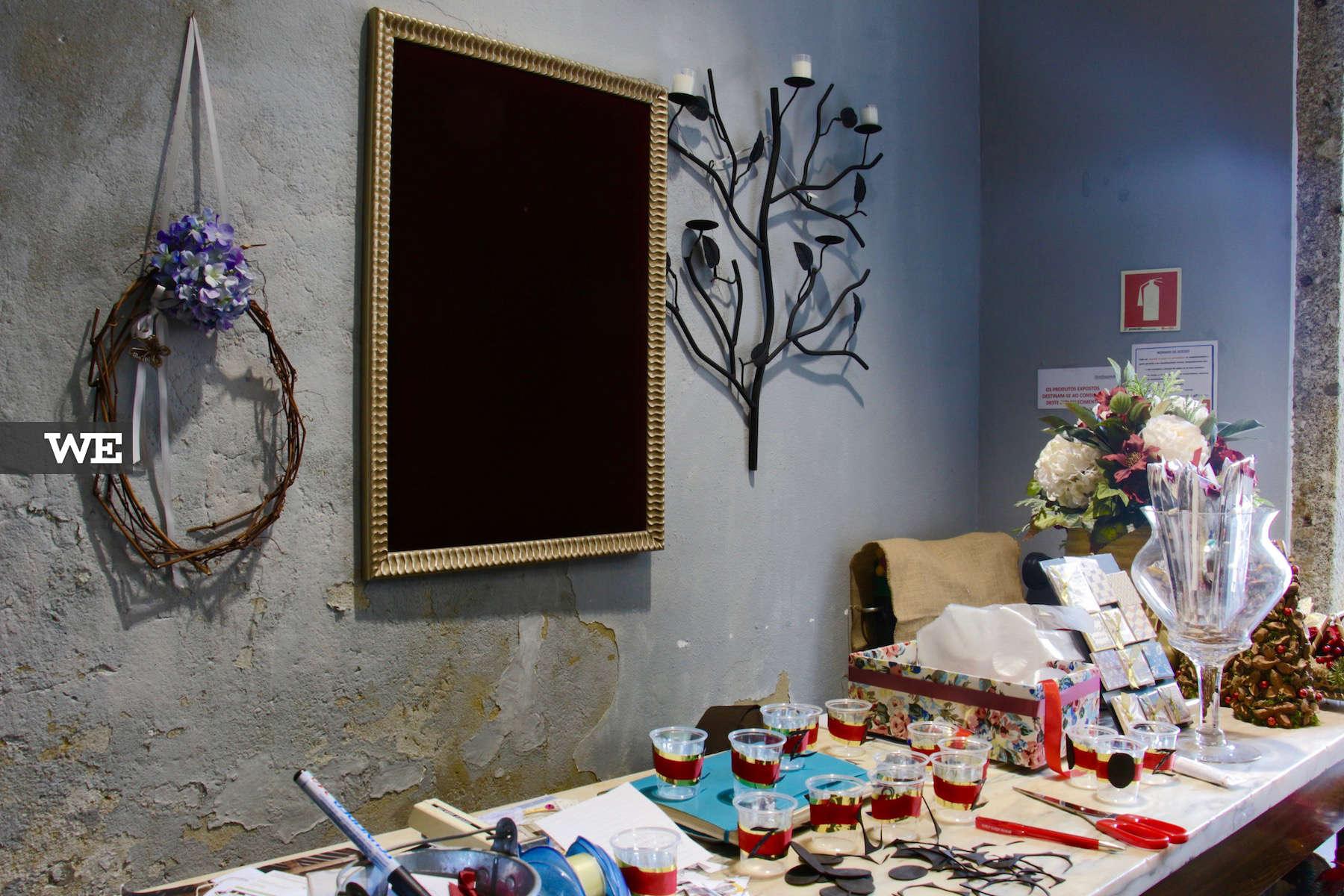 Mercearia da Joana, decoração de espaços e catering em Braga