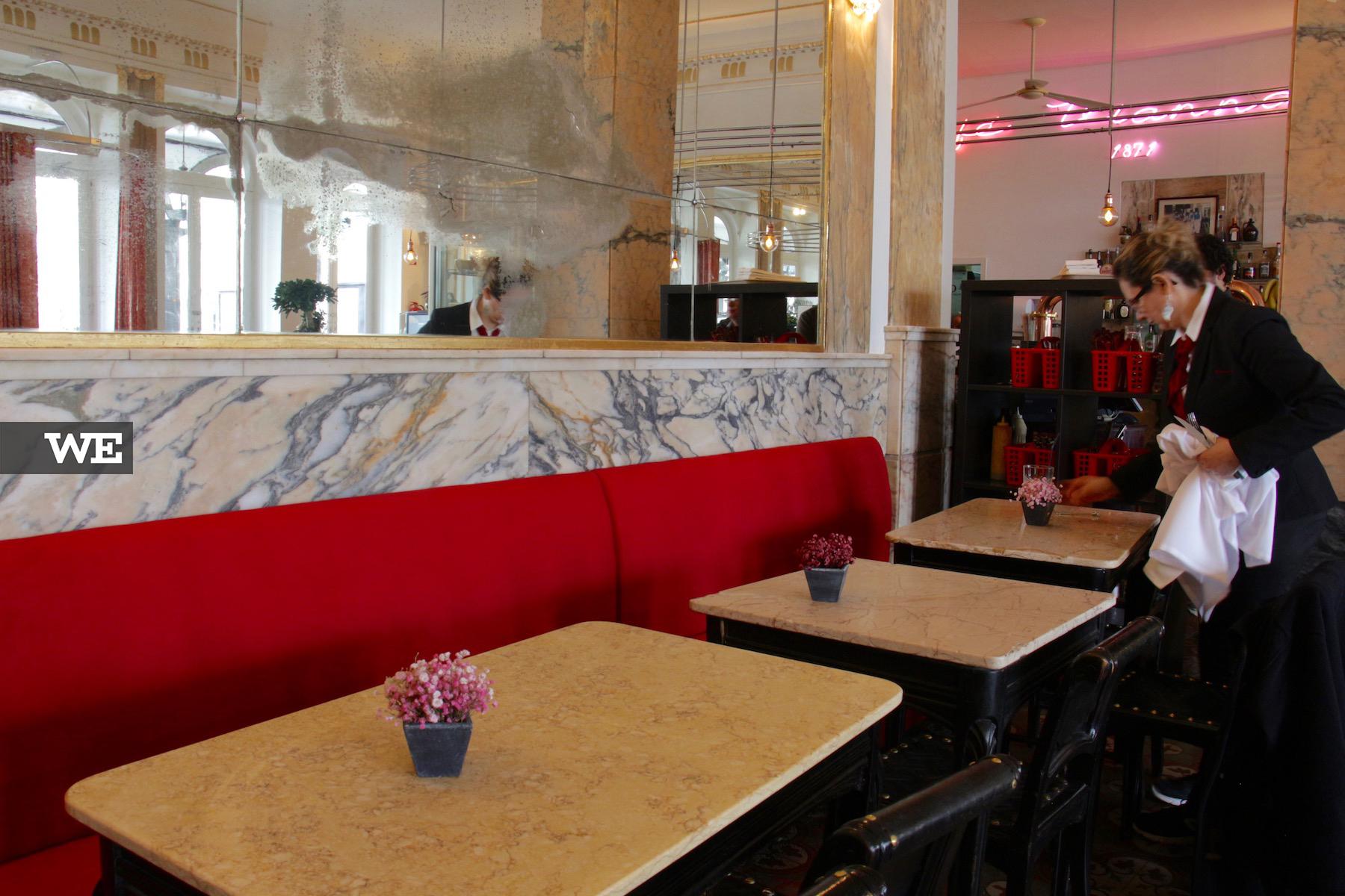 Cafe Vianna em Braga