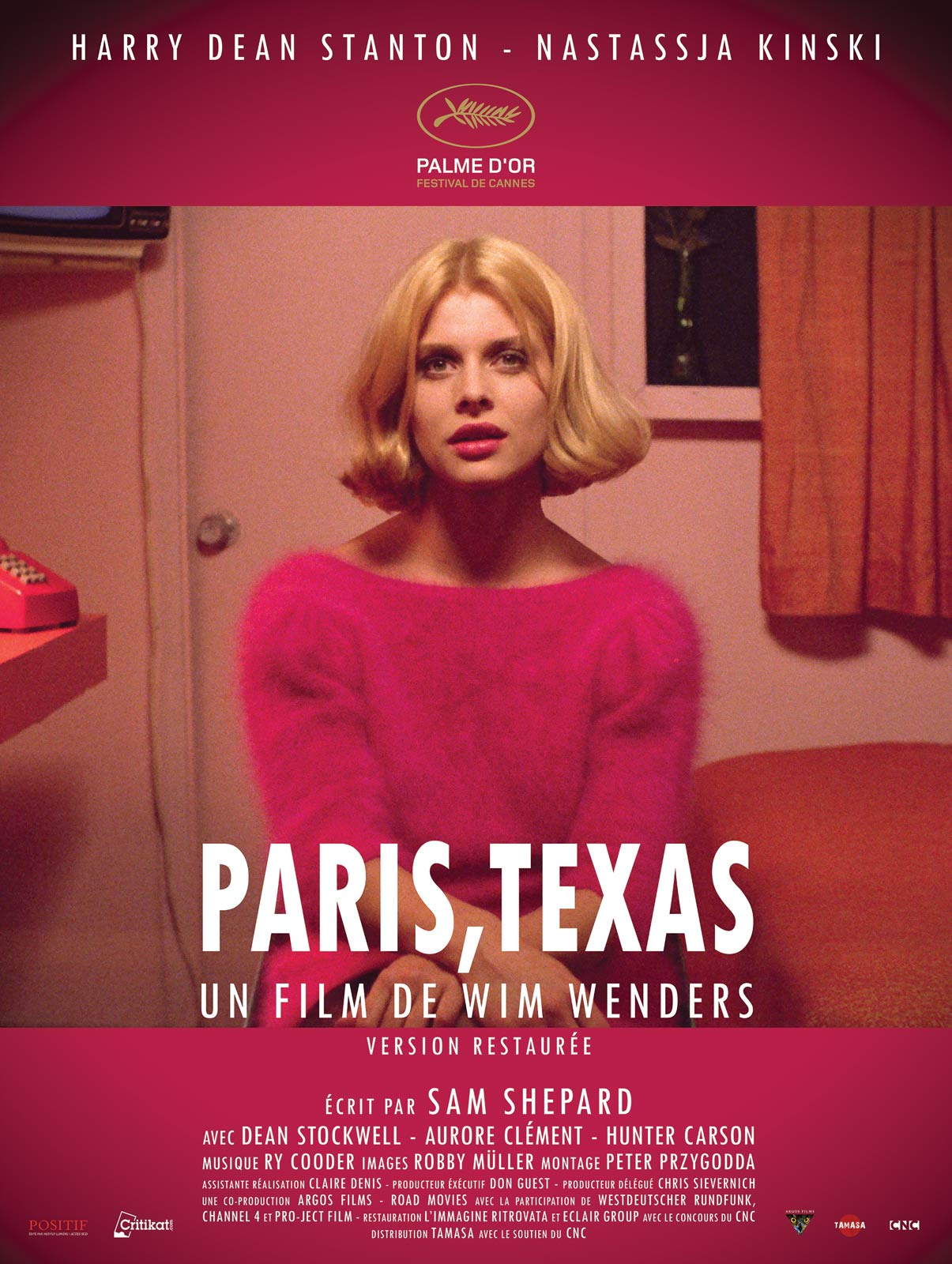 Paris, Texas no Theatro Circo em Braga