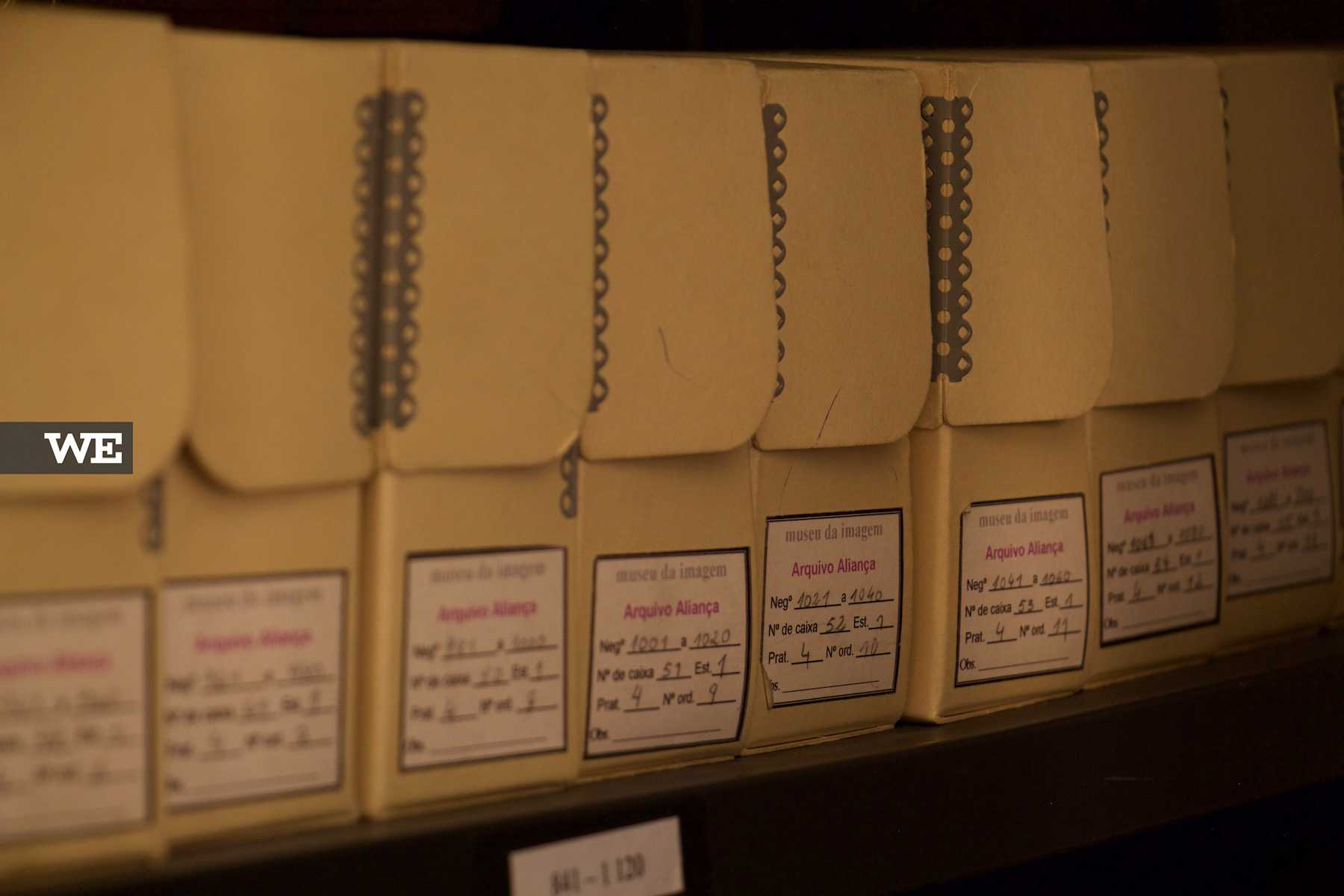 Museu da Imagem - arquivo