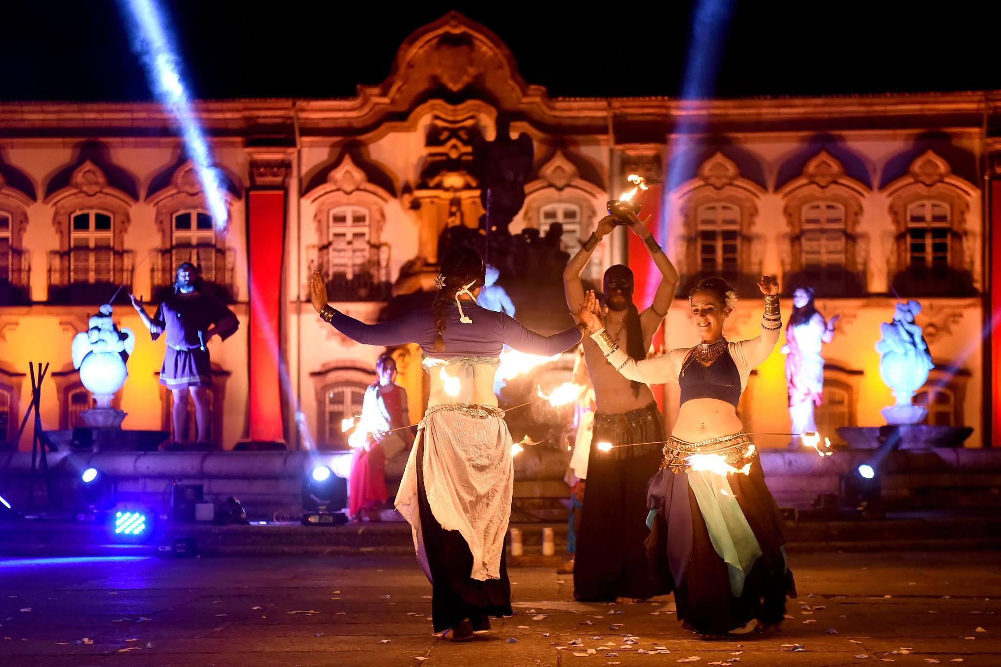dança-fogo-braga-romana-2017-bracara-augusta