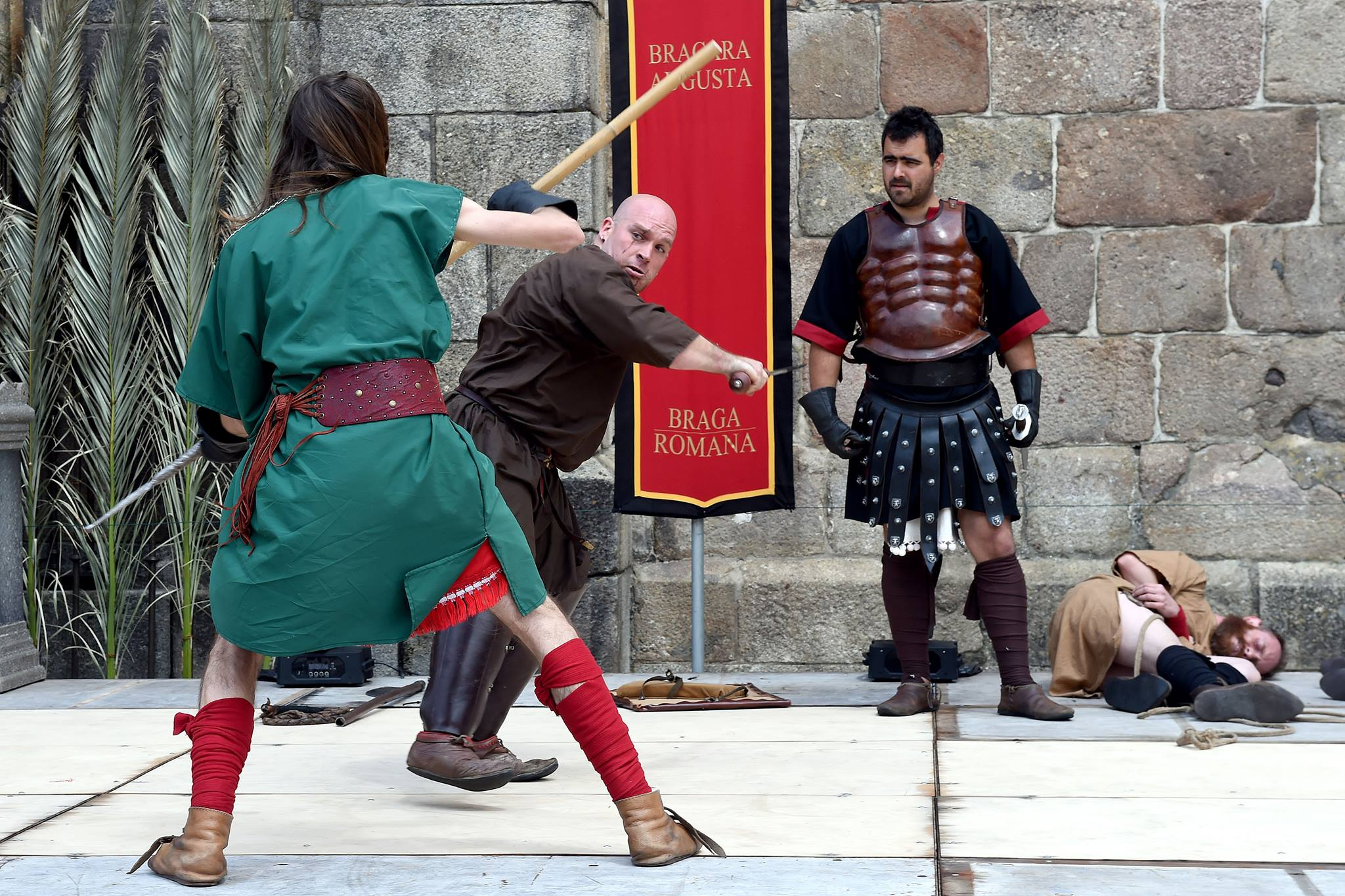 combate-gladiadores-braga-romana-2017-bracara-augusta