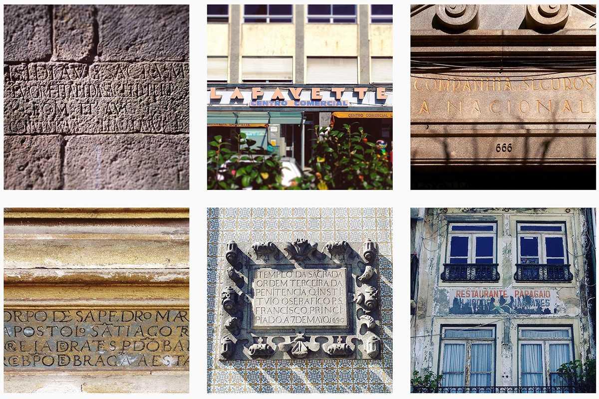 Letras de Braga
