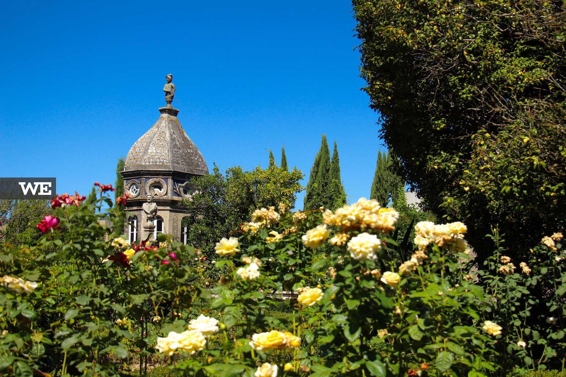 Museu dos Biscainhos - Braga - Jardim
