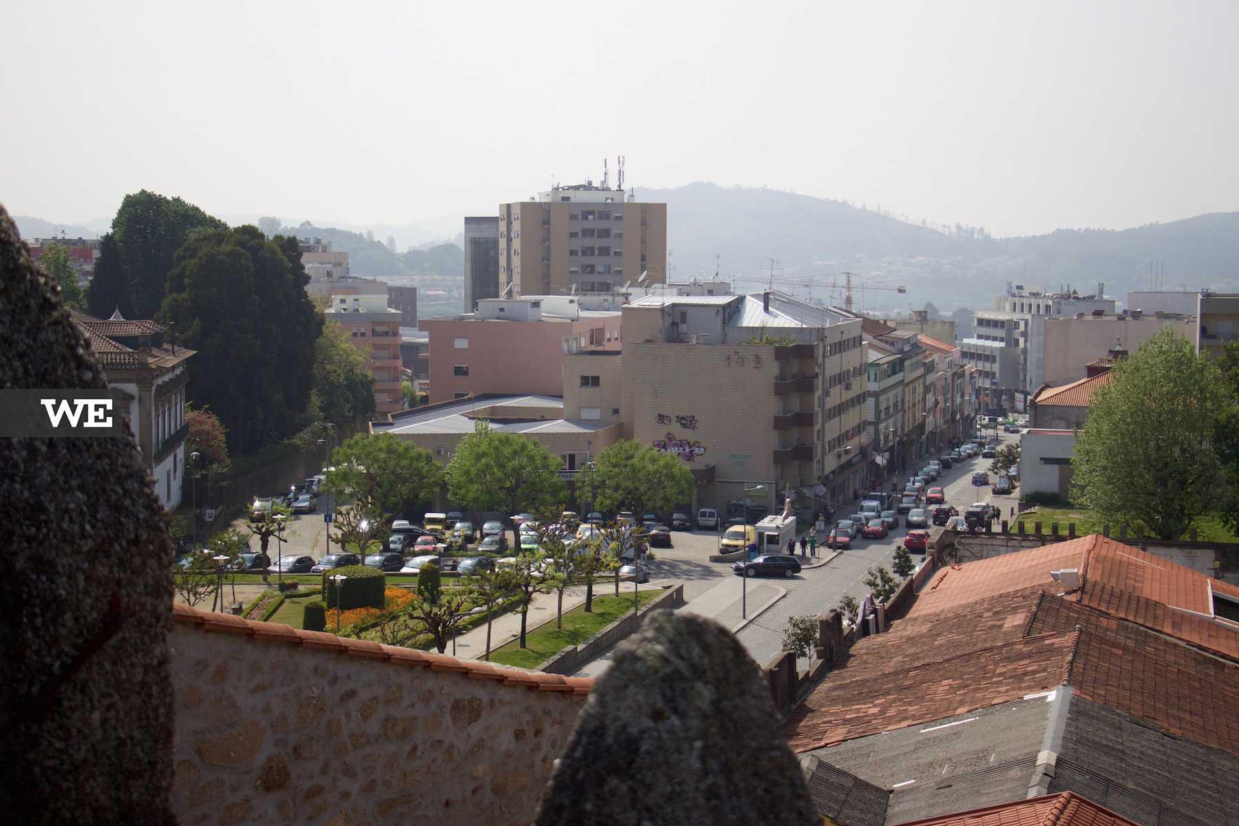Vista Museus da Imagem - Campo das Hortas - Braga