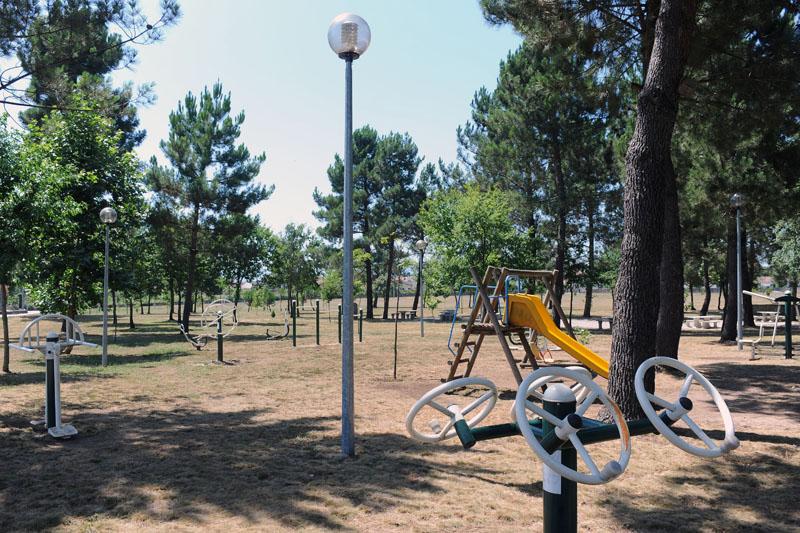 Parque Infantil da Bouça do Gerides