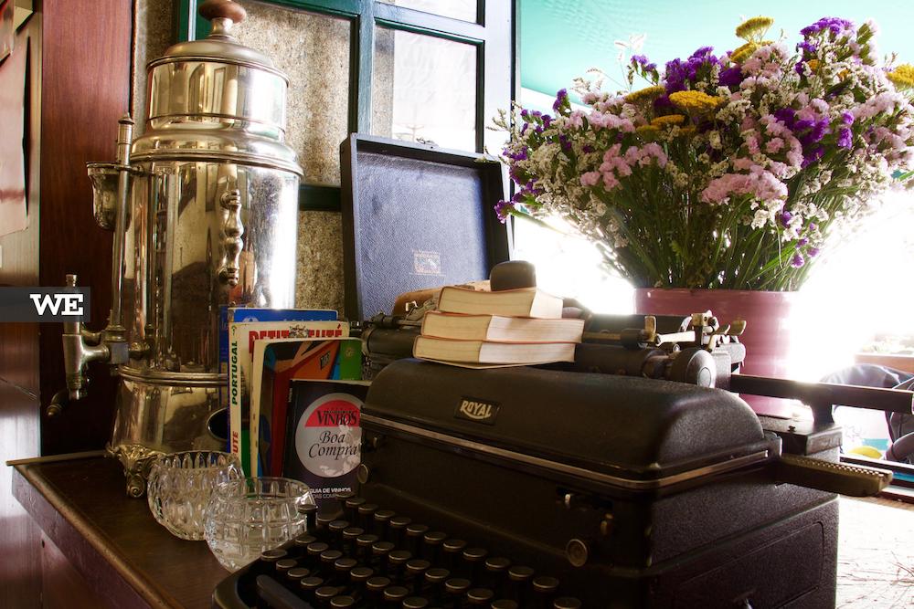 felix taberna maquina de escrever