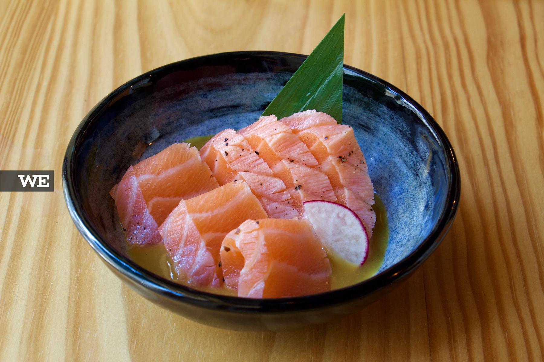 sashimi michizaki