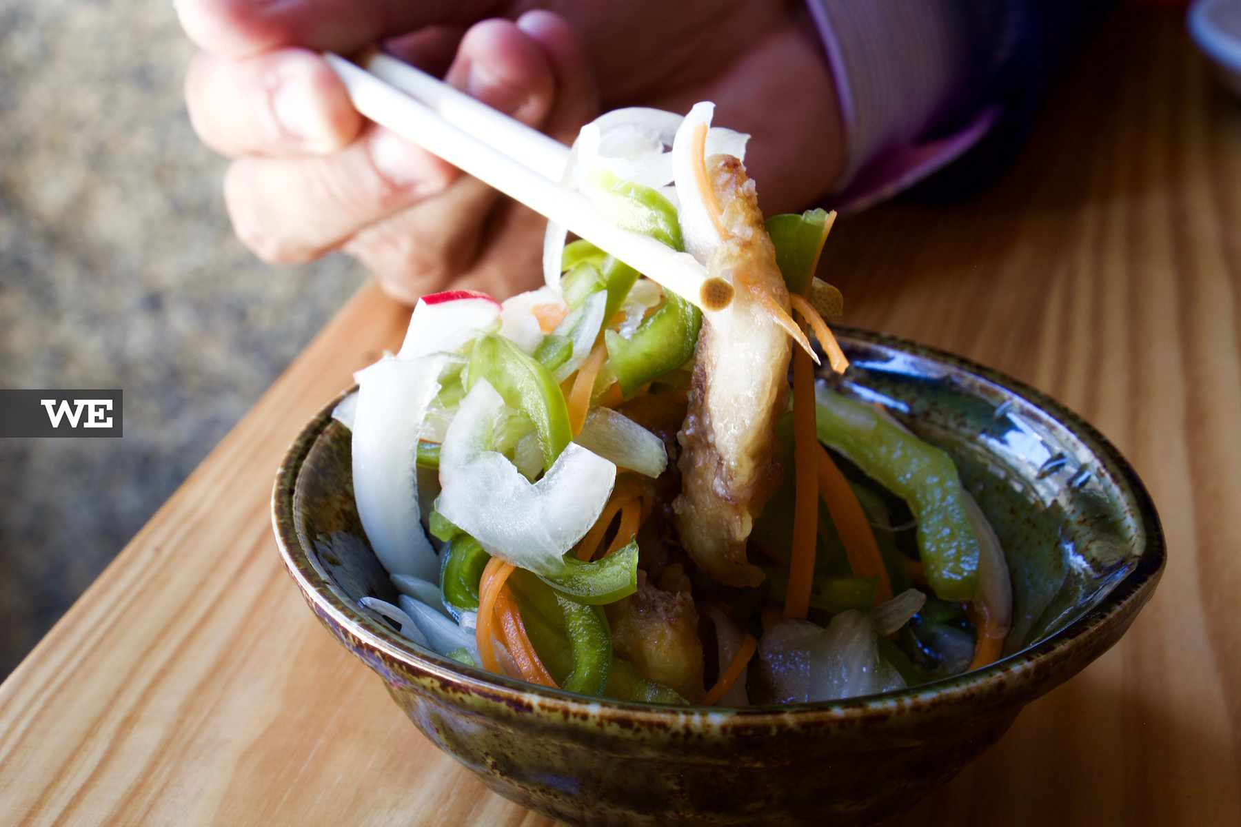 peixe frito michizaki