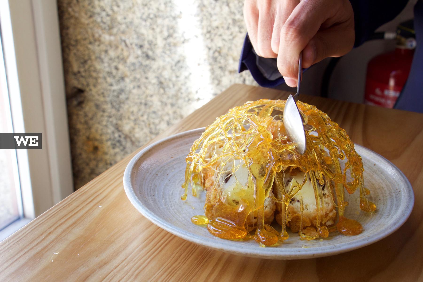 gelado tempura michizaki