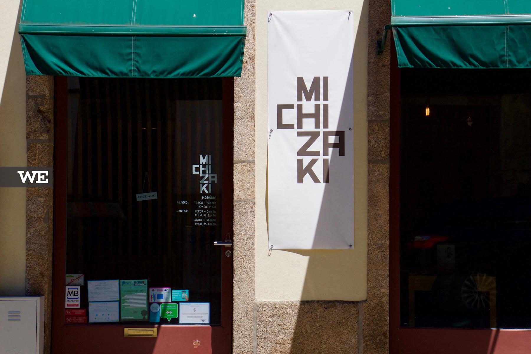 fachada Michizaki