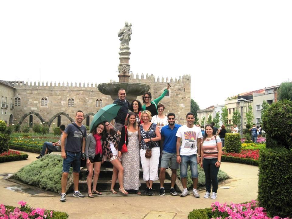 Egípcios em Braga Minho Free Walking Tours