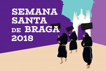 Semana Santa Braga 2018