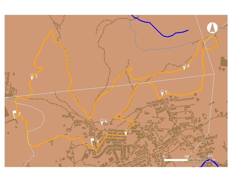 ITINERIS-trilhos-trilho da encosta do sol-webraga