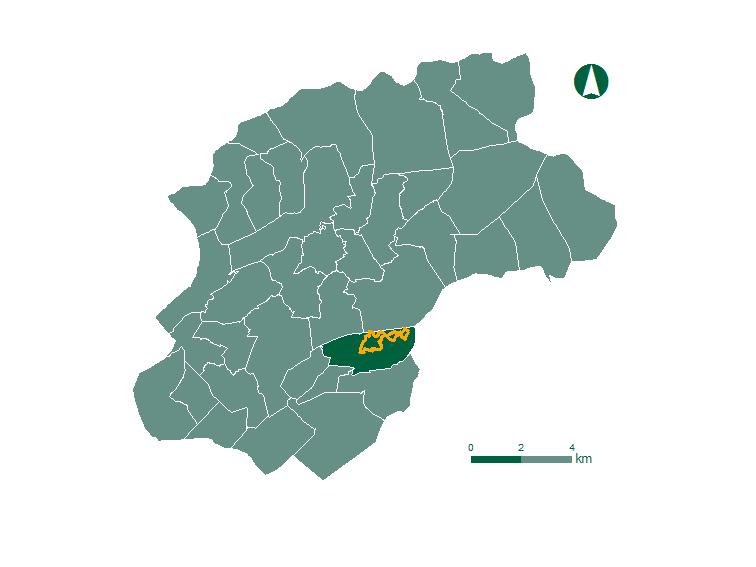 ITINERIS-trilhos-trilho de santa marta das cortiças-webraga