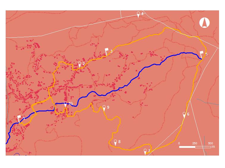 ITINERIS-trilhos-nascente do rio este-webraga