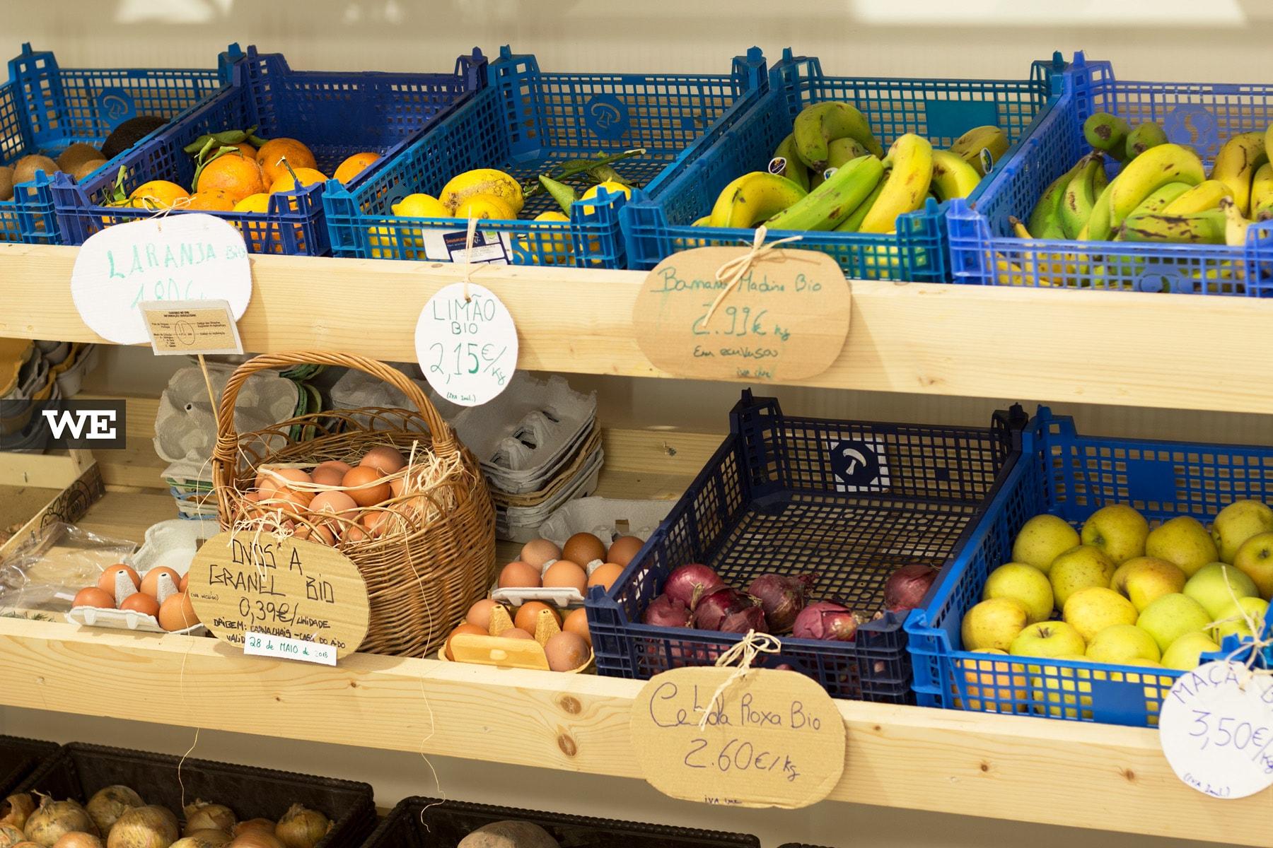 Frutas Mercado Bio