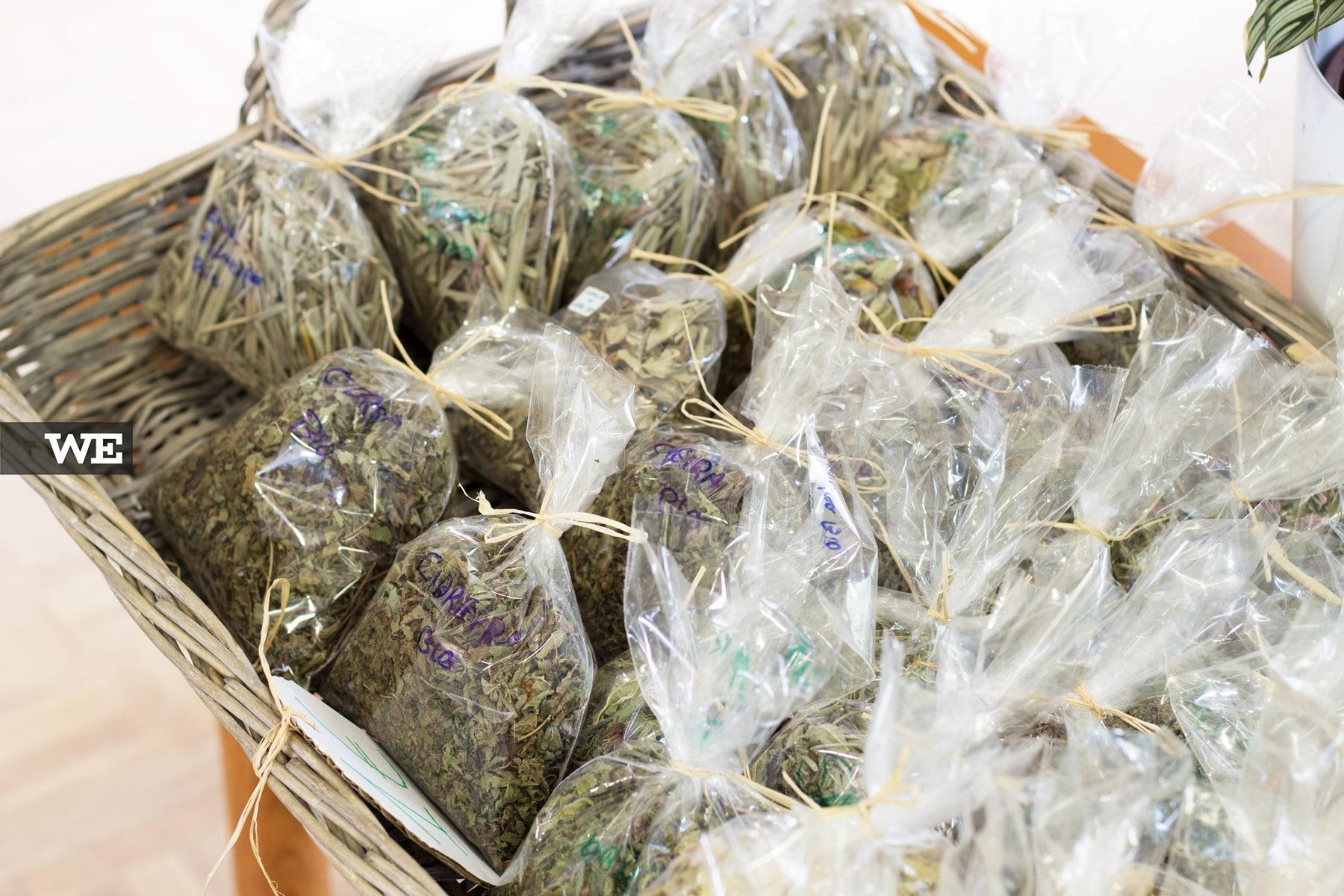 Chá Mercado Bio