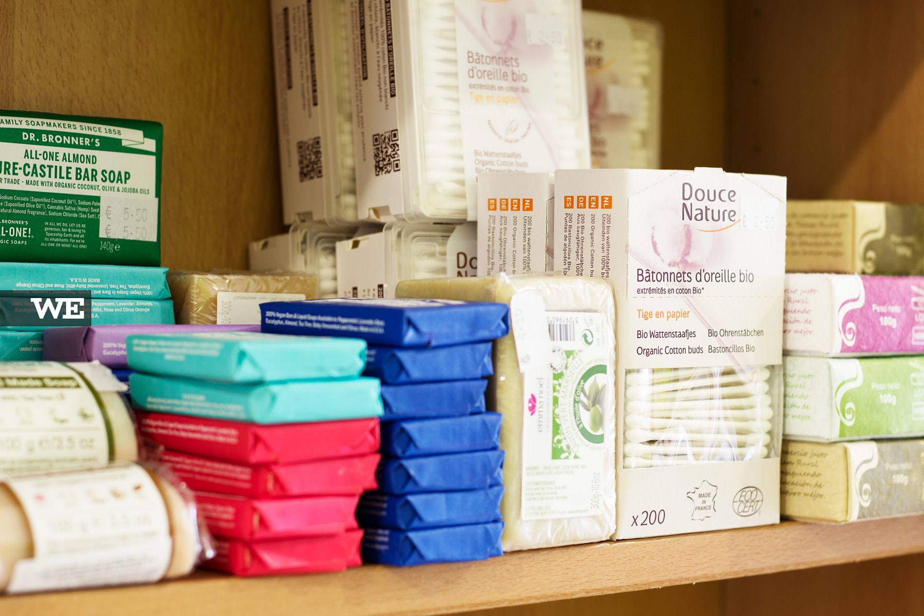 Sabonetes Biológicos Mercado Bio