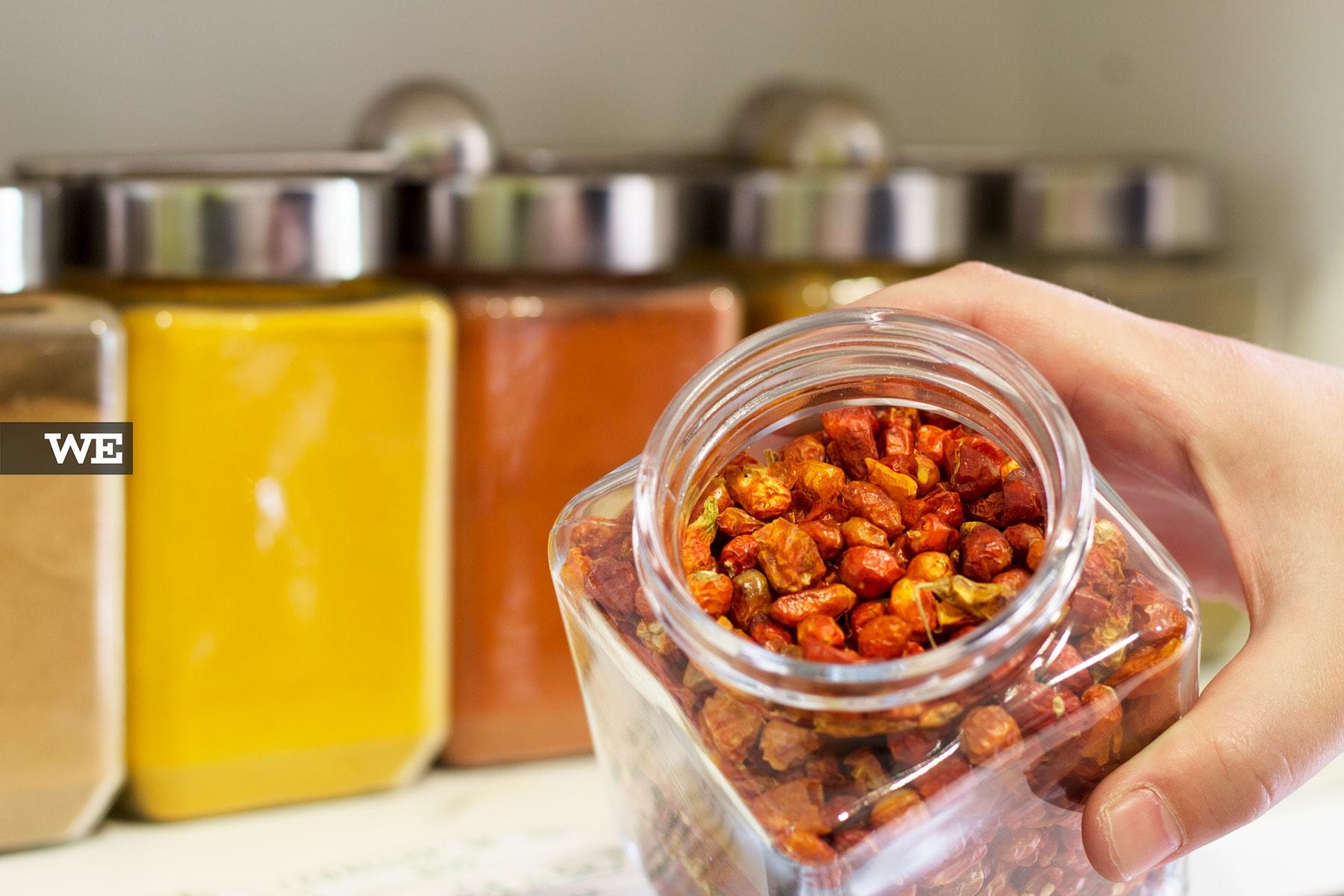Pimenta Caiena Mercado Bio