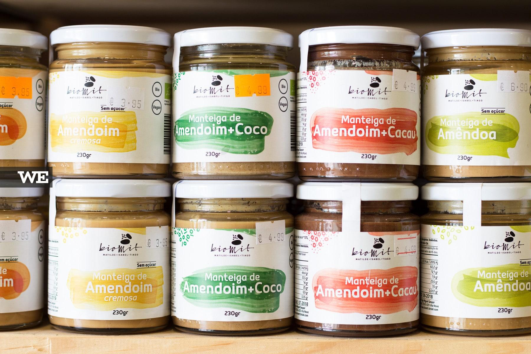 Manteiga de Amendoim Mercado Bio