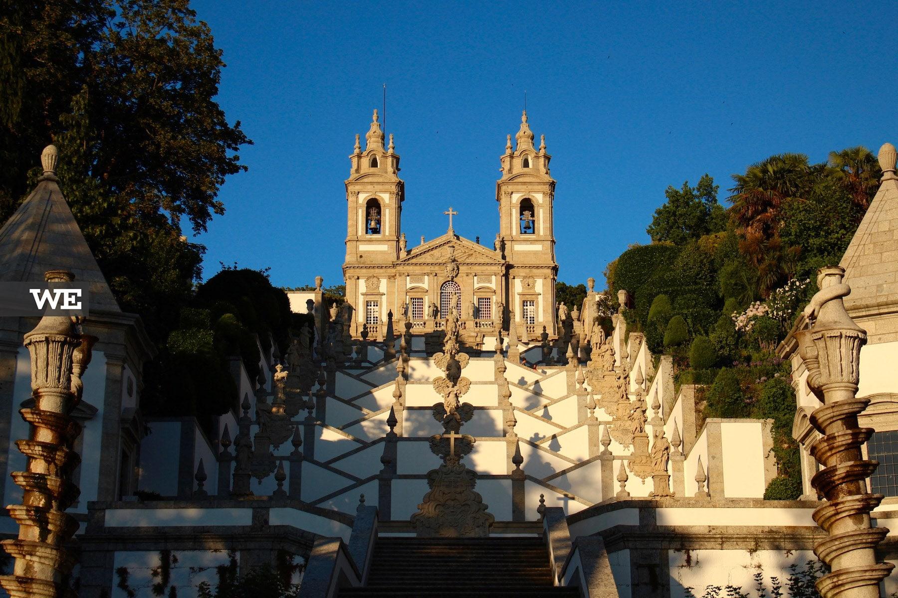 Escadório do Bom Jesus de Braga