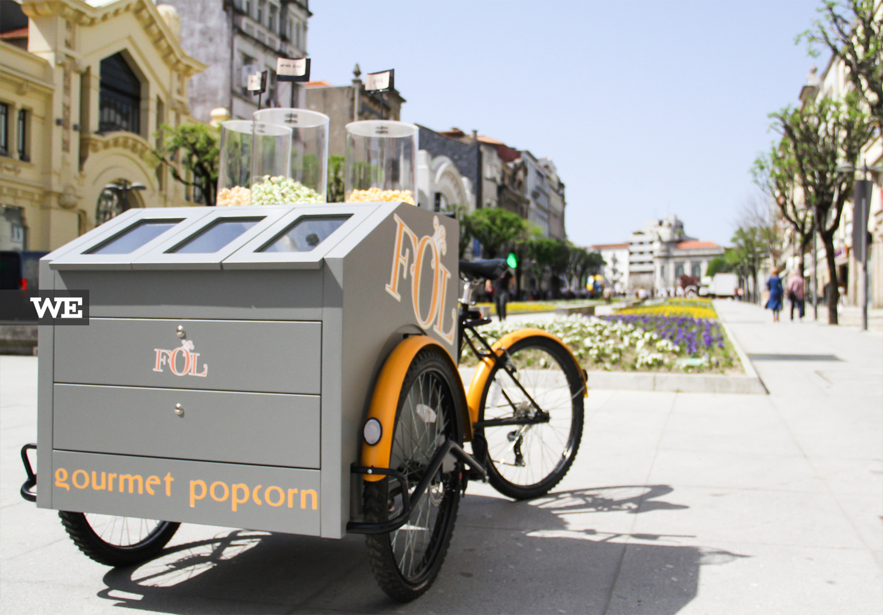 Bicicleta FOL Popcorn