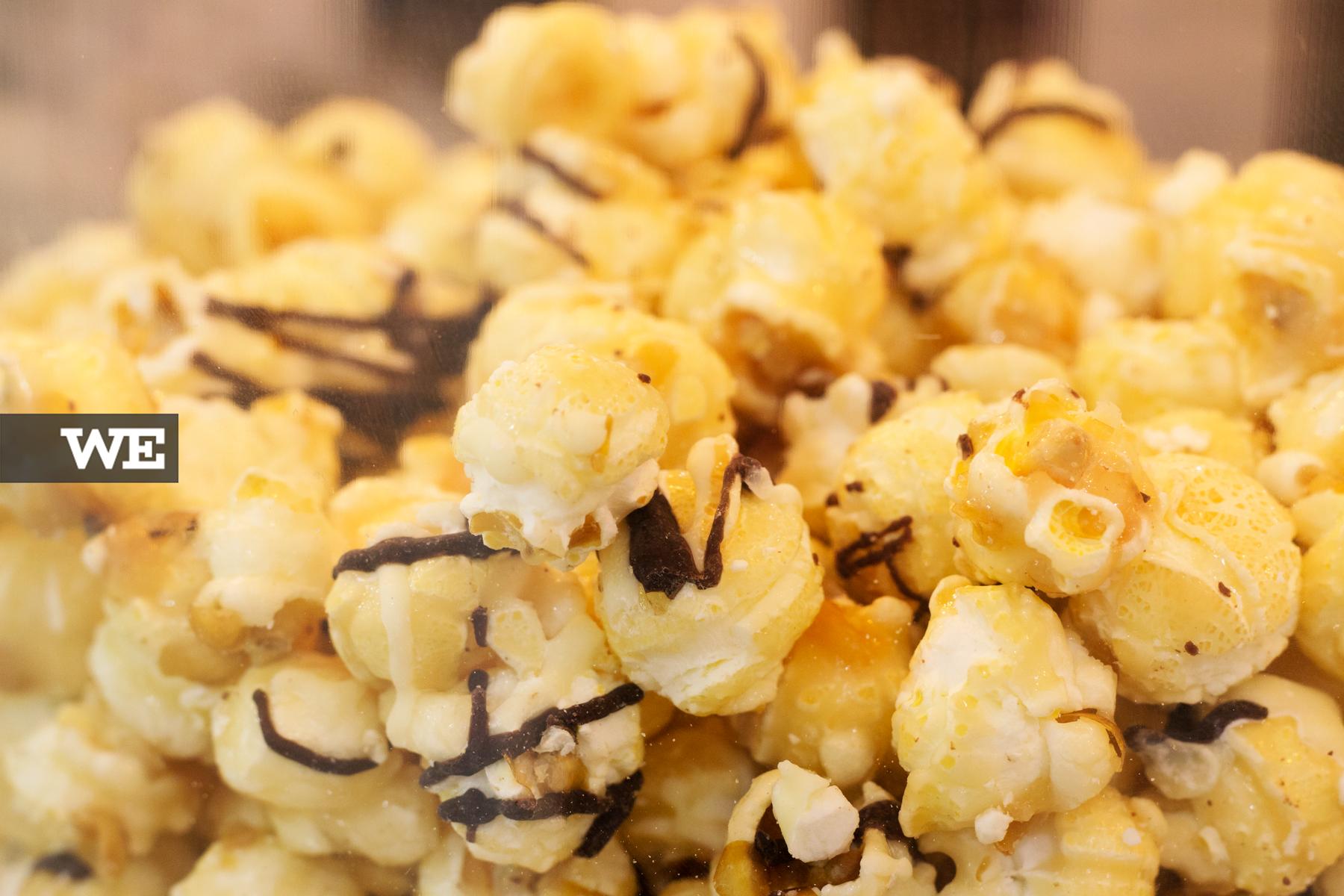 Chocolate e Caramelo FOL Popcorn