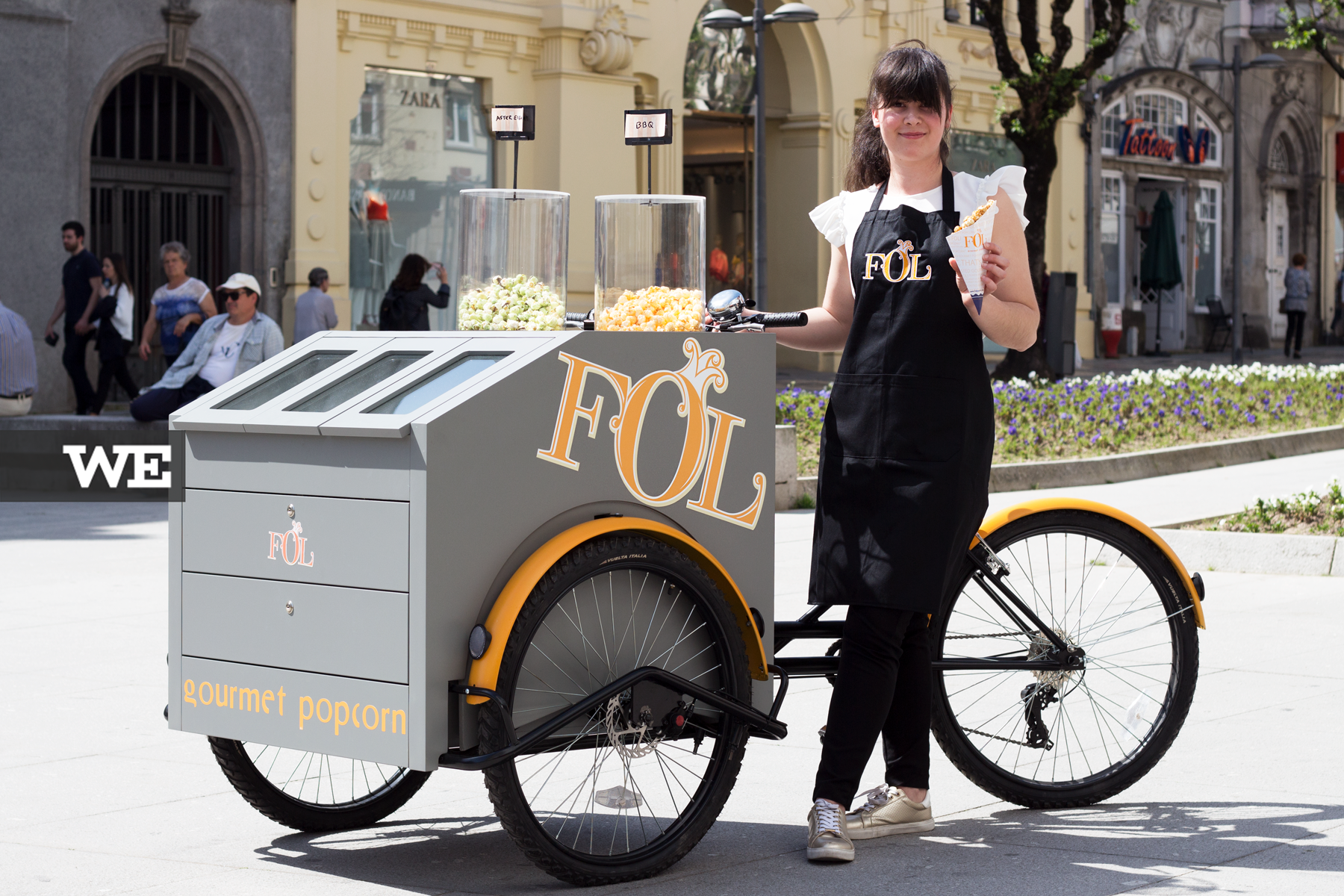 Biciclecta FOL Popcorn