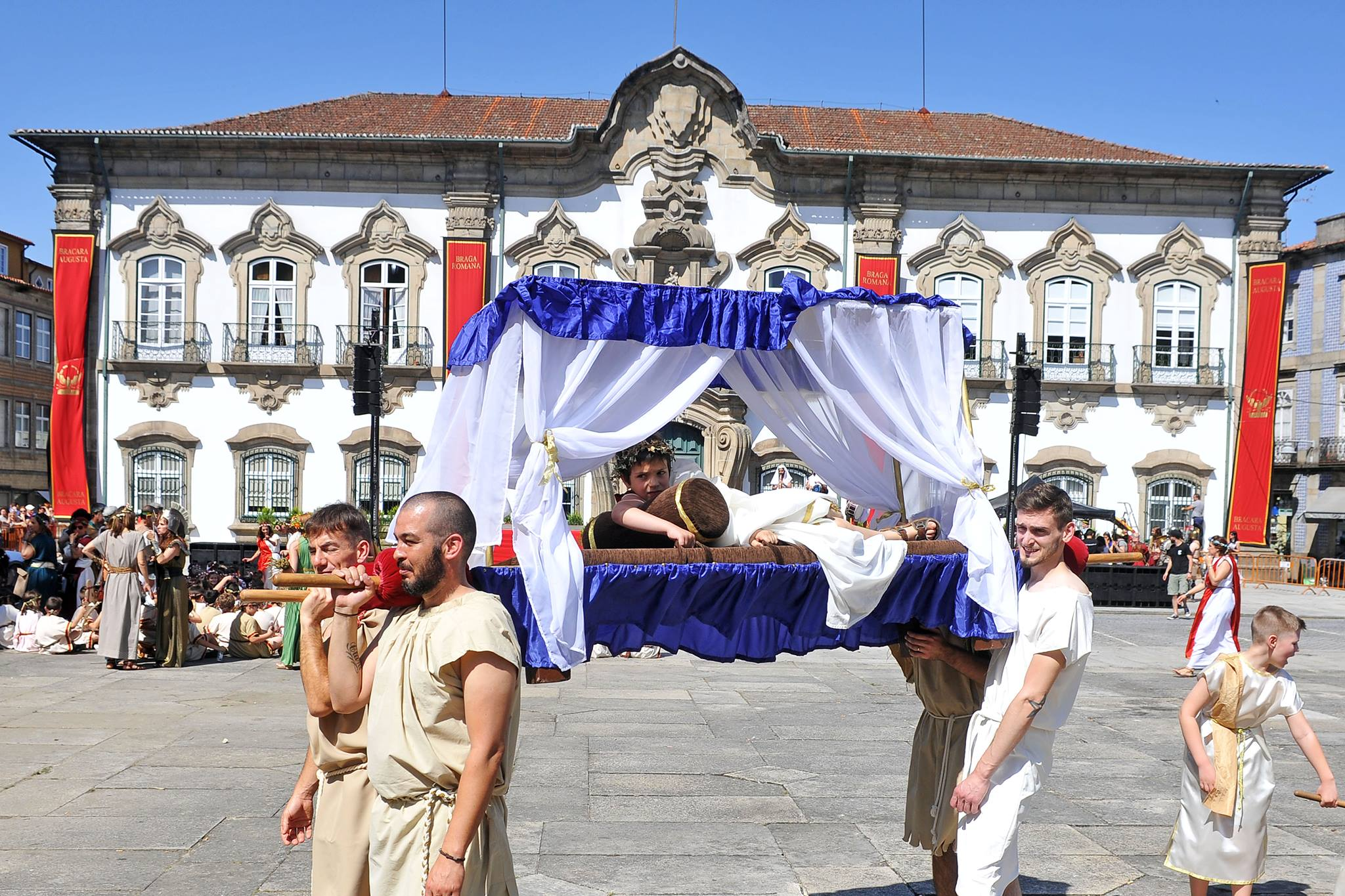 Braga Romana Imperador