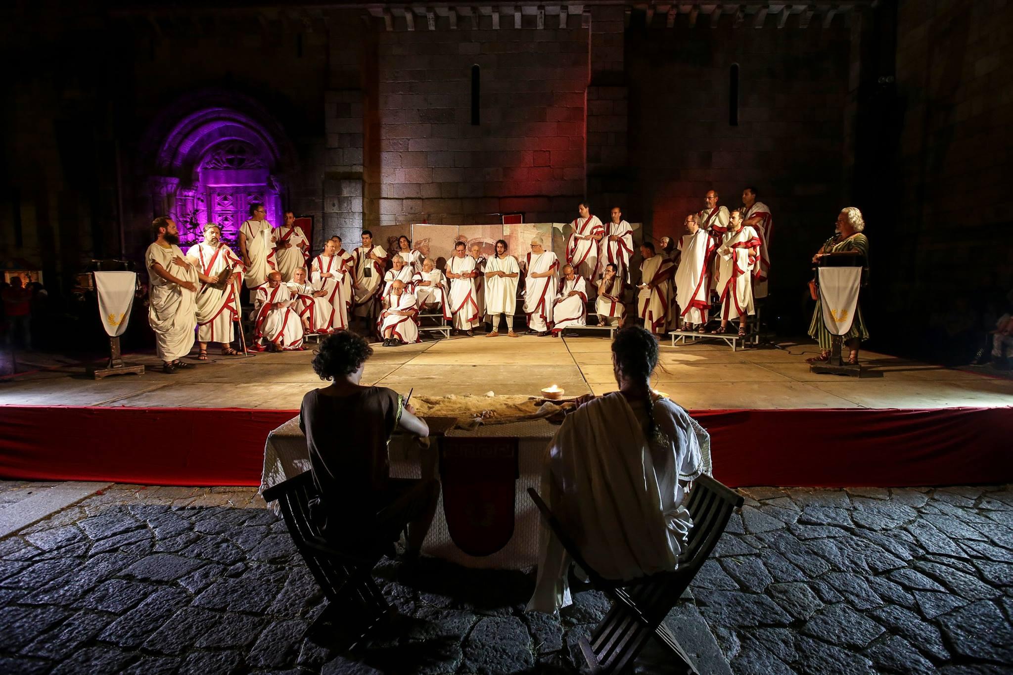 Braga Romana Senado Romano