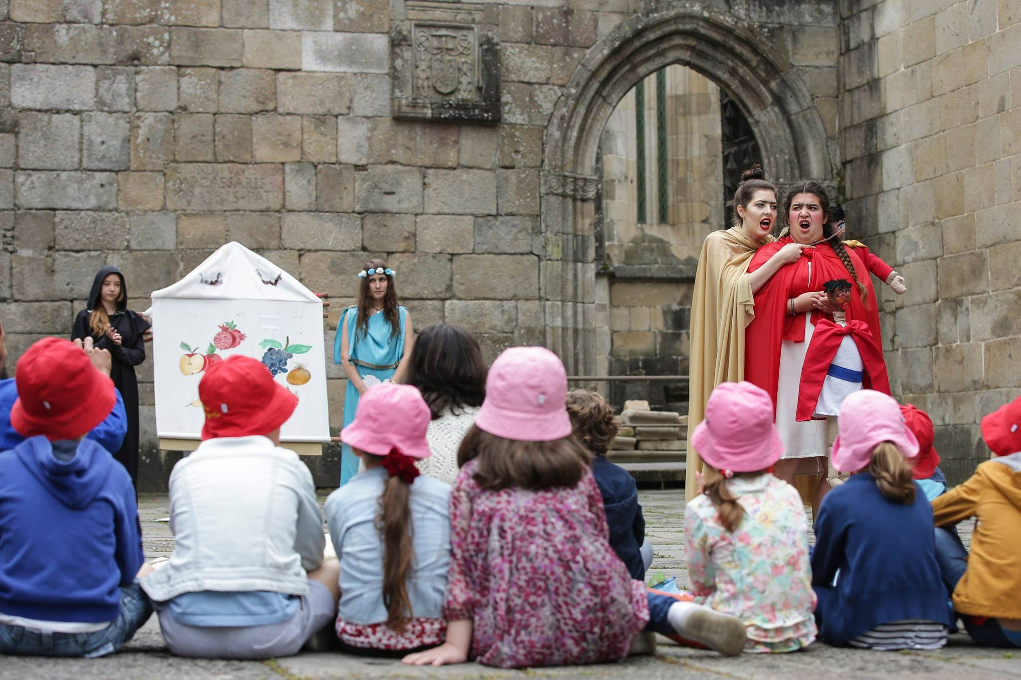 Braga Romana Marionetas