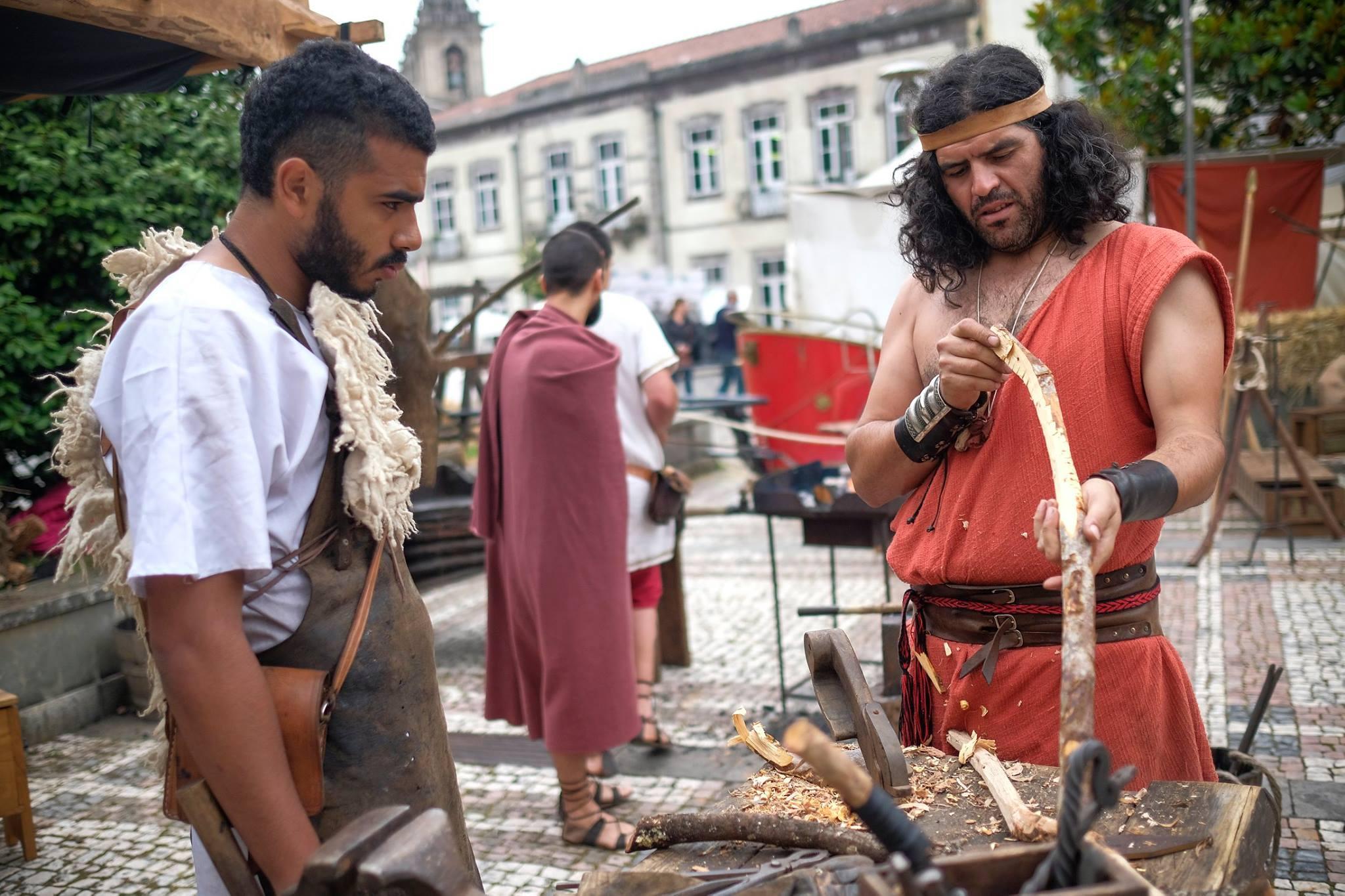 Braga Romana Mercado Armador