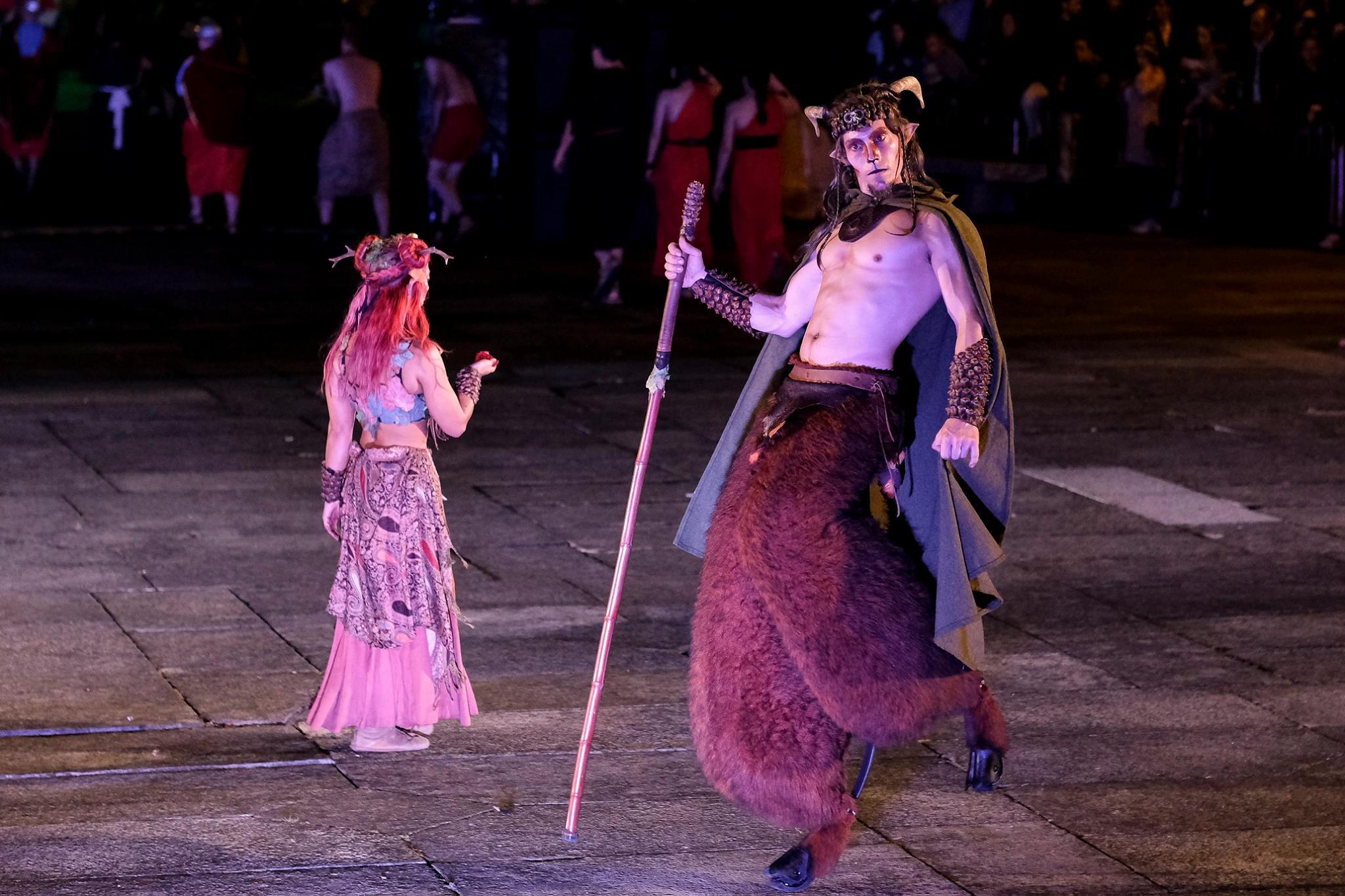 Braga Romana Performance Rua